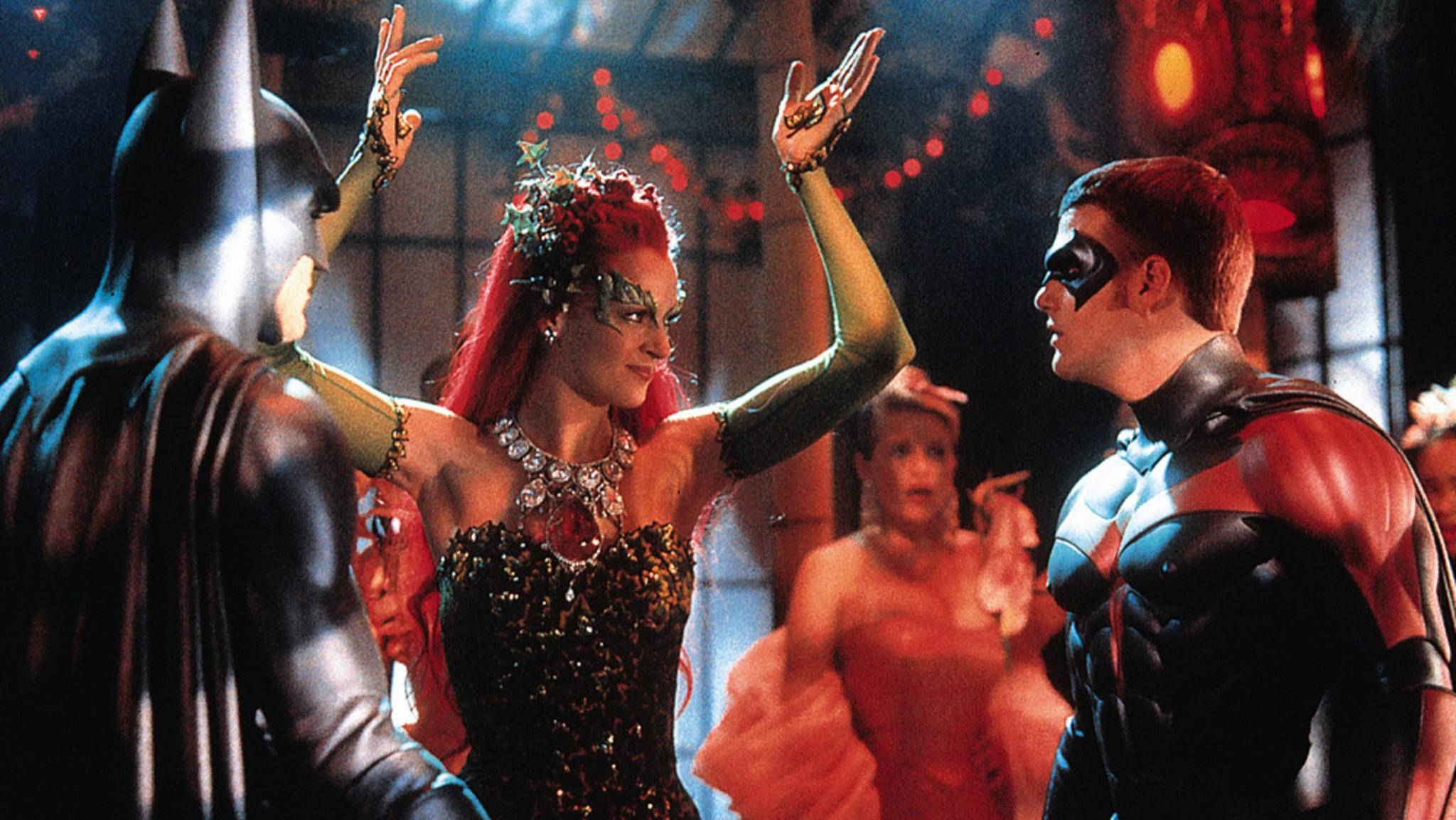 """Poison Ivys Motiv in """"Batman & Robin"""" hat uns nicht überzeugt."""