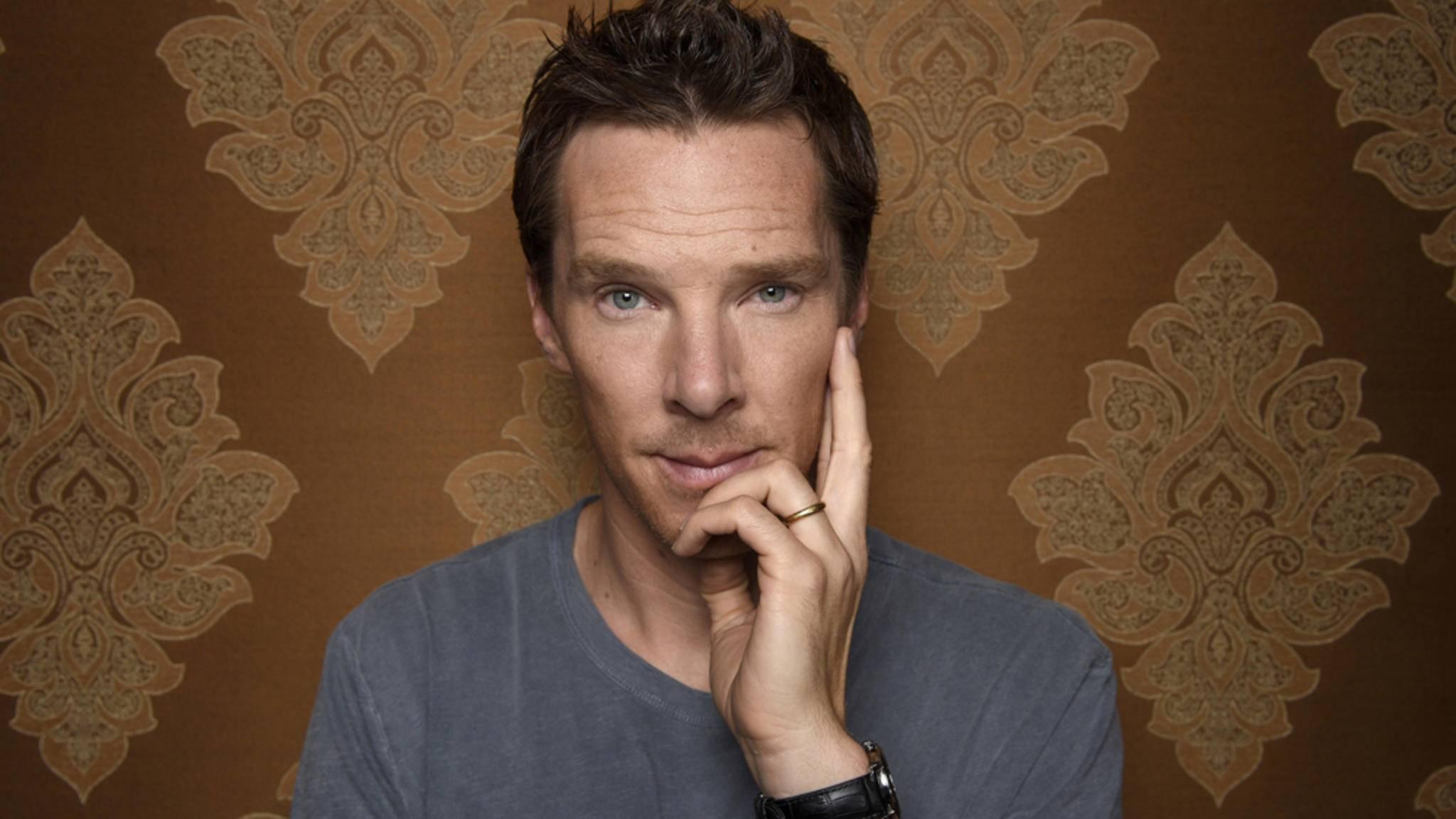 Holmes-Darsteller Benedict Cumberbatch hält die Zeit für einen weiblichen Sherlock Holmes gekommen.