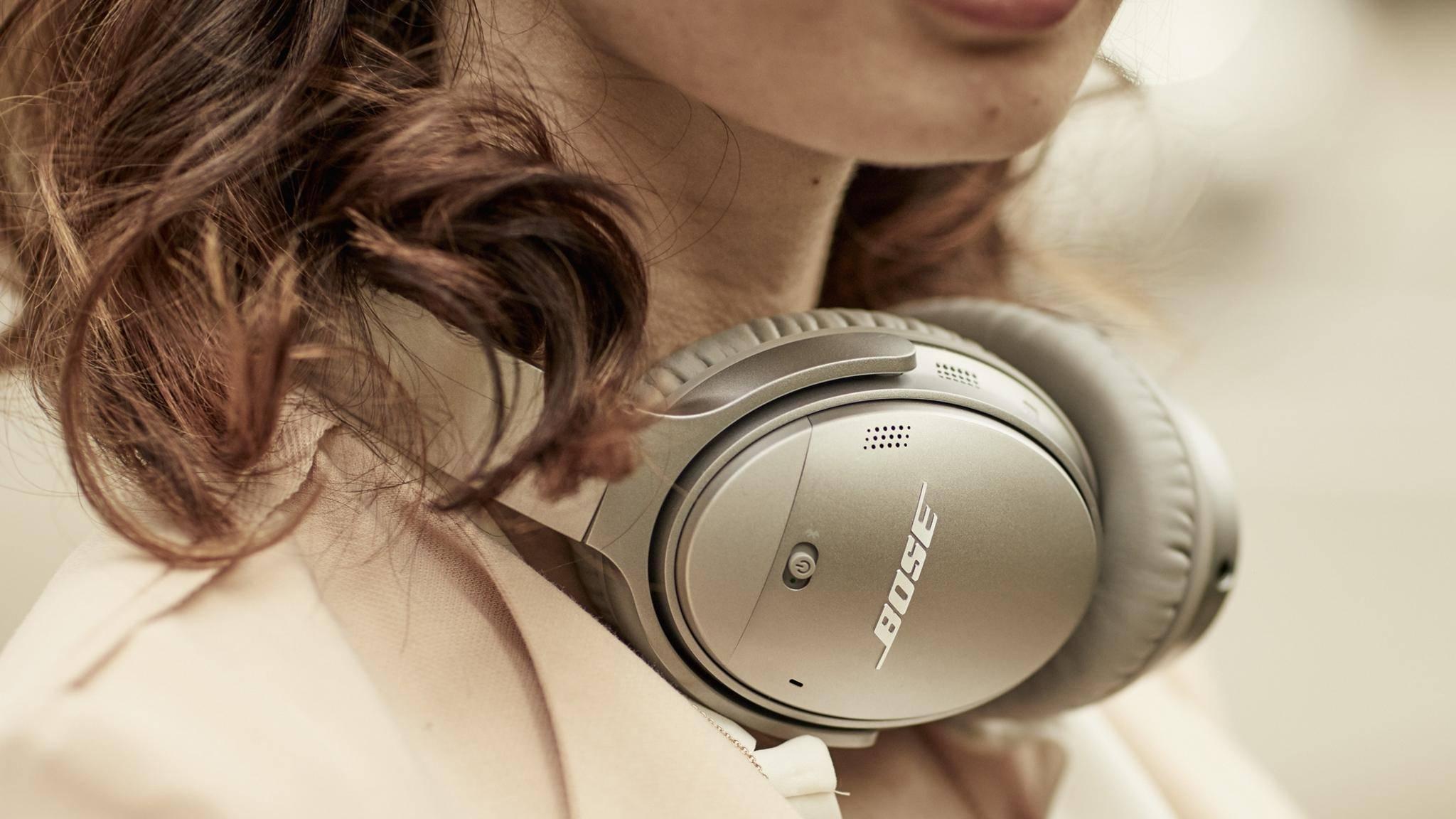 Der Bose QuietComfort 2 zählt zu den empfehlenswerten Bluetooth-Kopfhörern.