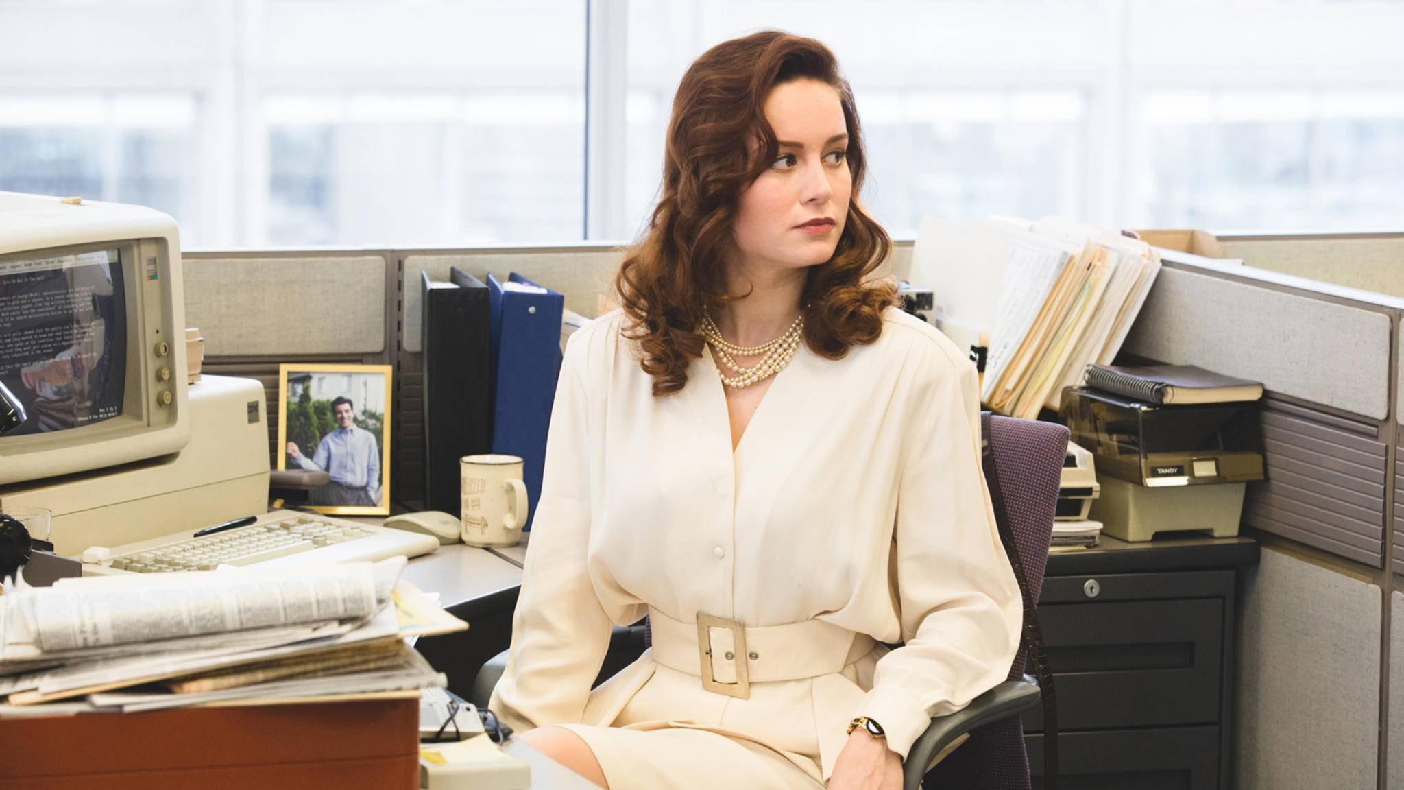 """Zuletzt überzeugte Brie Larson in der Filmbiografie """"Schloss aus Glas"""" (im Original: """"The Glass Castle"""")."""