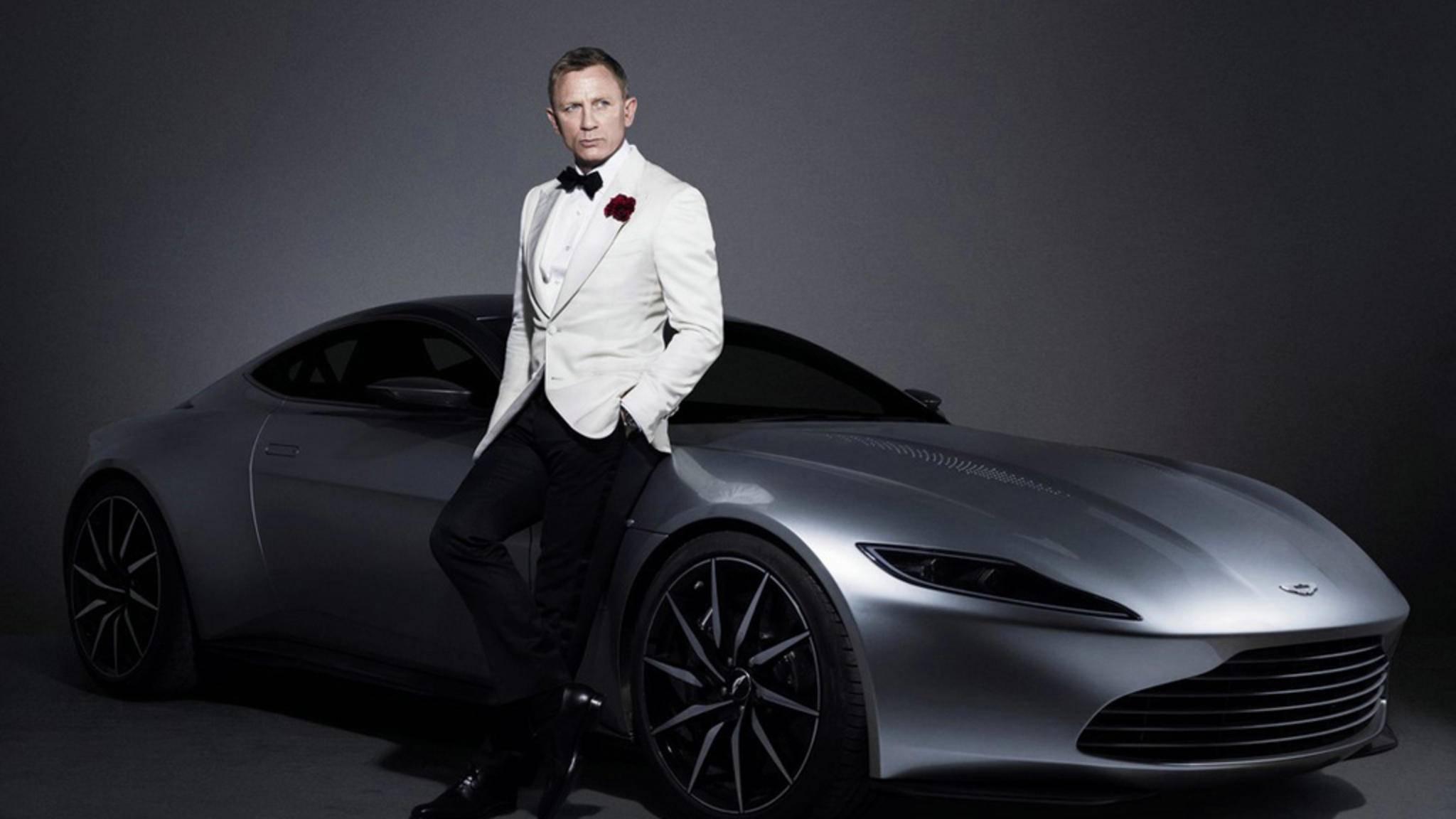 So wird James Bond in Zukunft wohl nicht mehr aussehen.