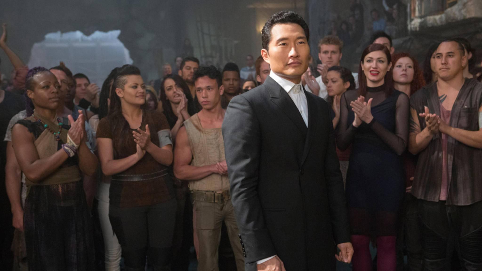 """Von """"Die Bestimmung"""" zu """"Hellboy""""? Daniel Dae Kim soll die zuletzt umstrittene Rolle des Ben Daimio übernehmen."""