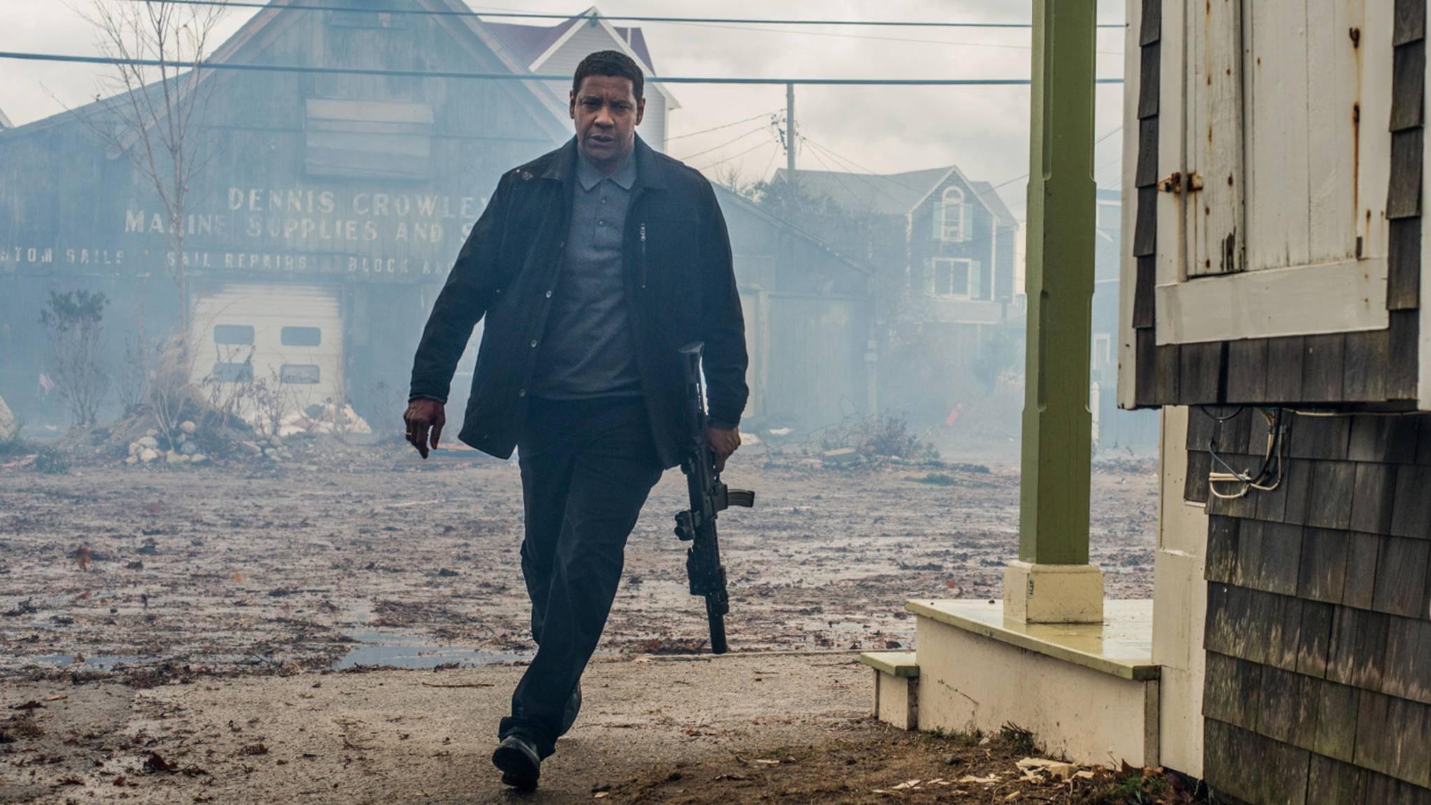 """Wird """"Equalizer 2""""-Star Denzel Washington vom Rächer zum Verbrecher in """"Scarface""""?"""
