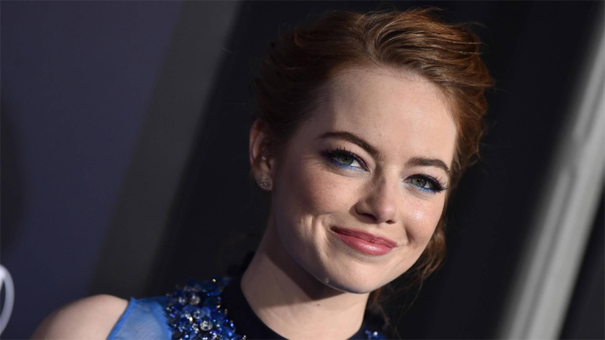 Als frischgebackene Oscarpreisträgerin ist Emma Stone als Schauspielerin gefragt wie nie.