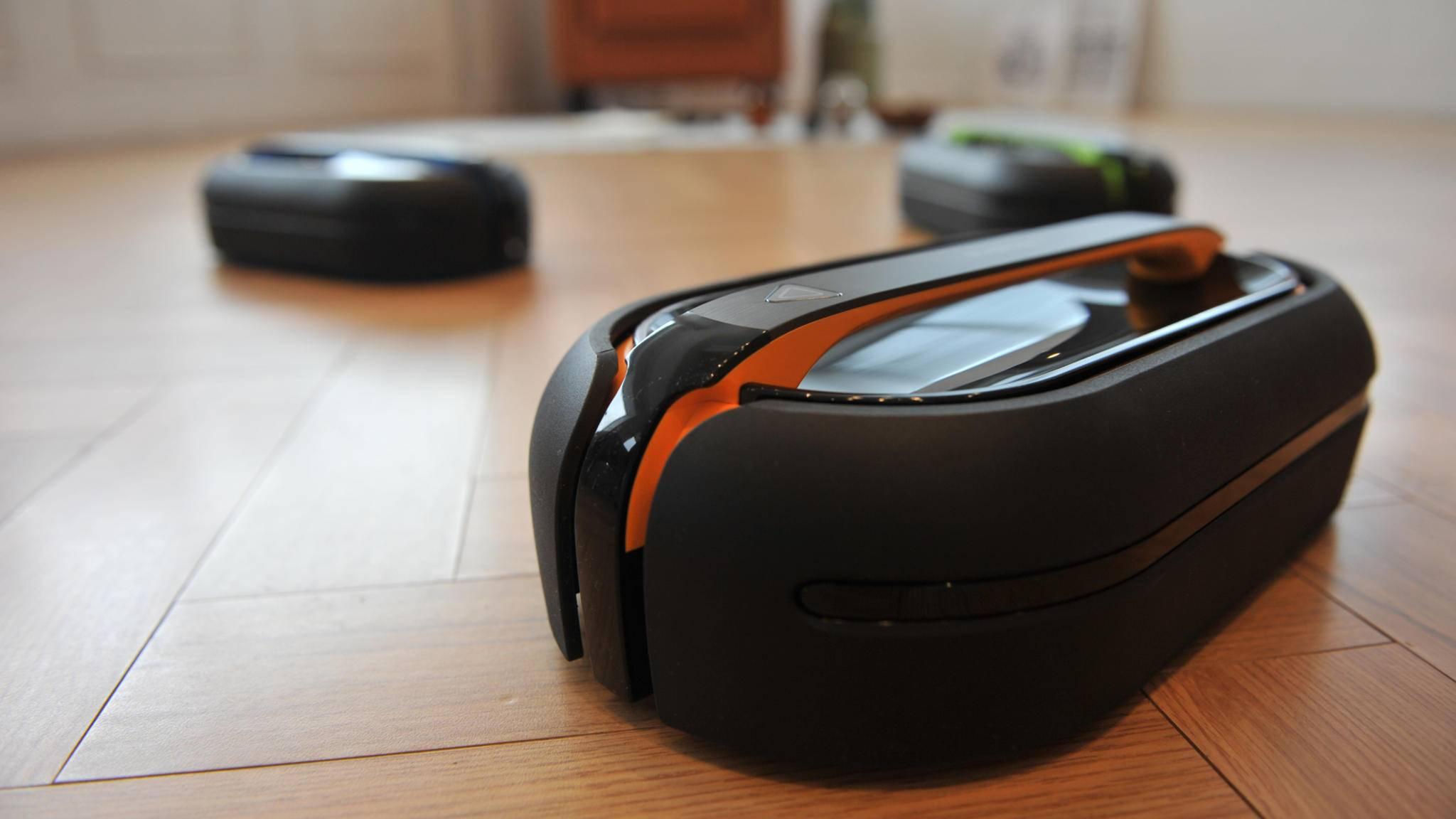Laut Hersteller ist der Everybot RS700 der ultimative Putzroboter.
