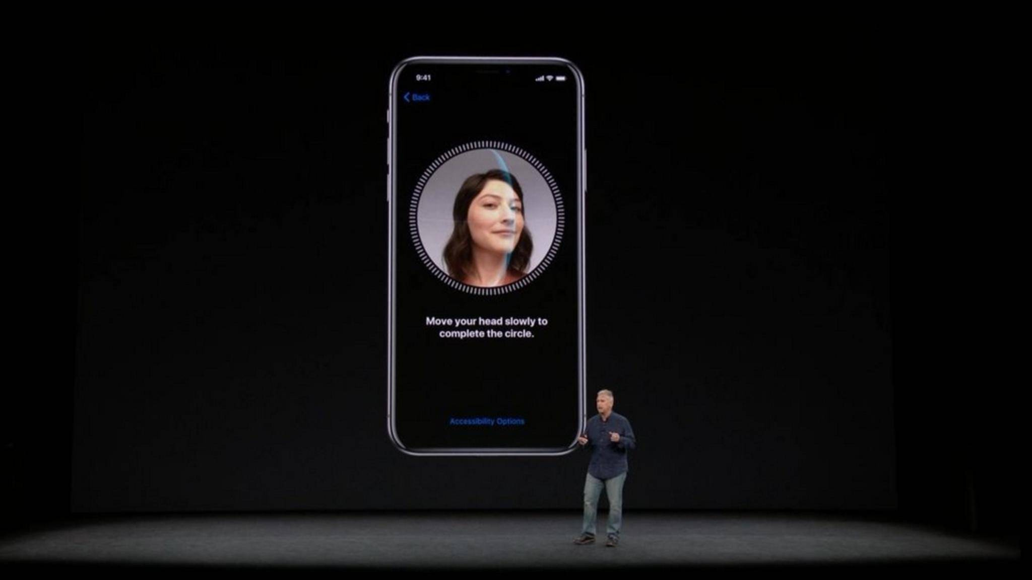 Face ID ersetzt Touch ID.