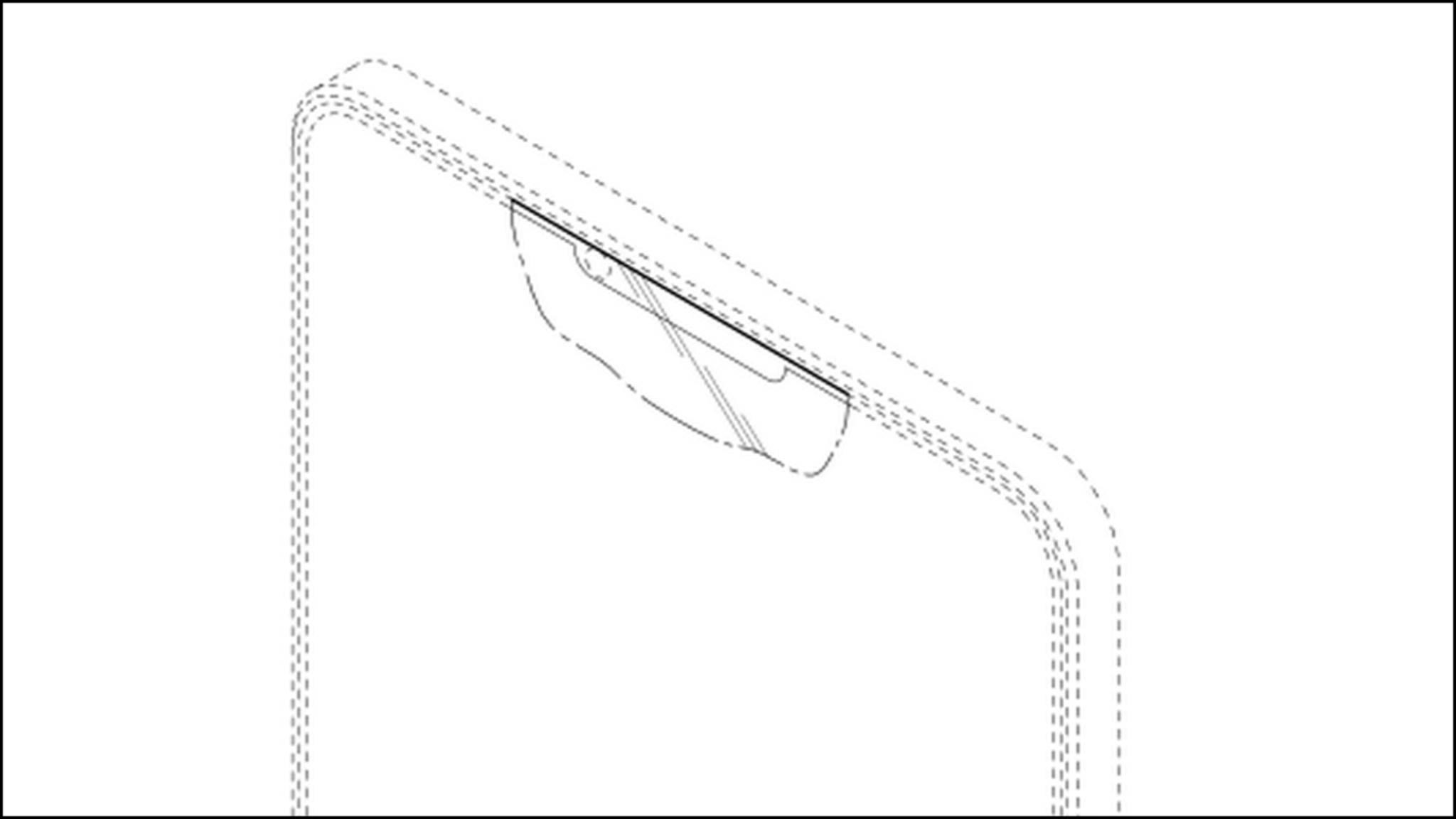 Zeigt dieses Patent schon das Design des Galaxy S9?