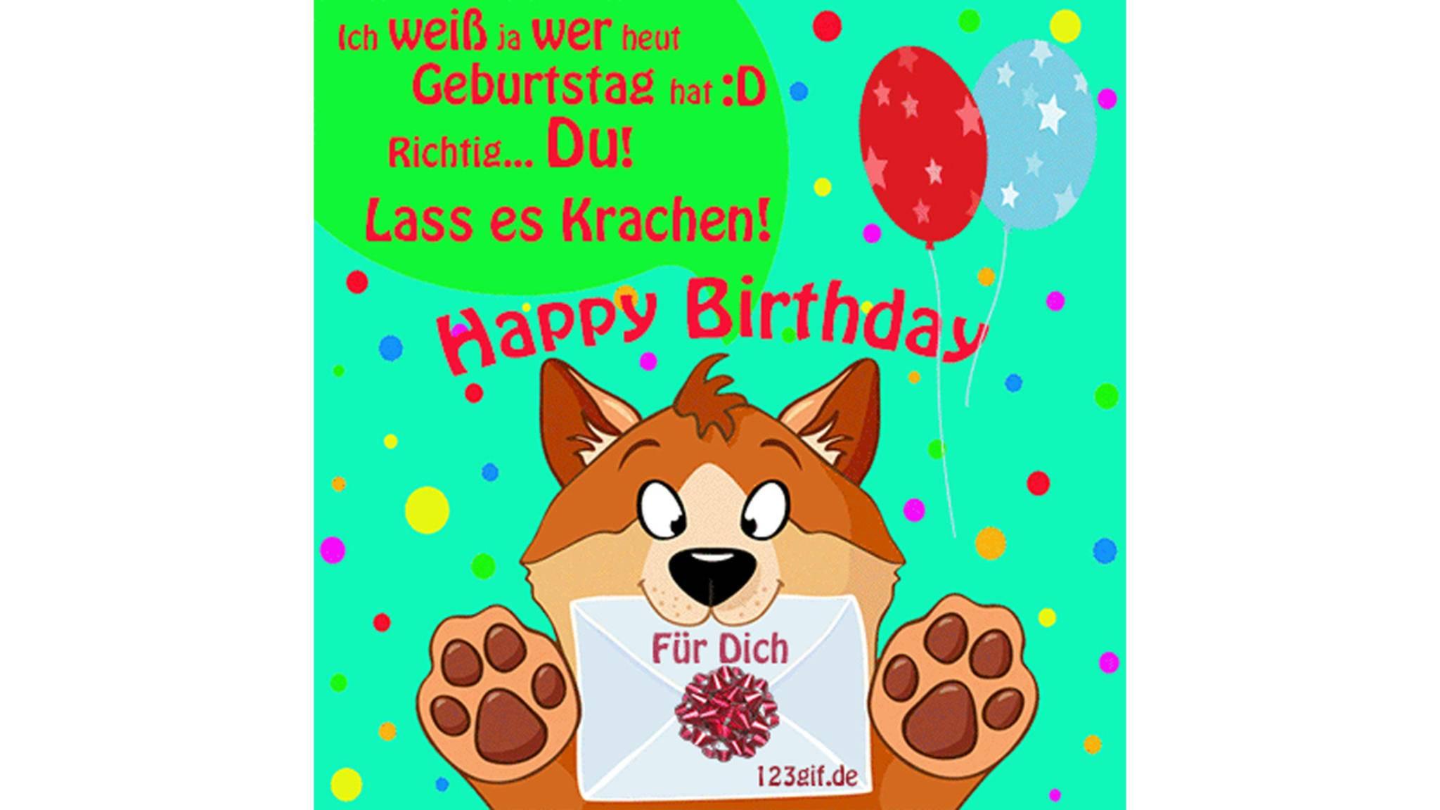 Geburtstag Whatsapp Bilder