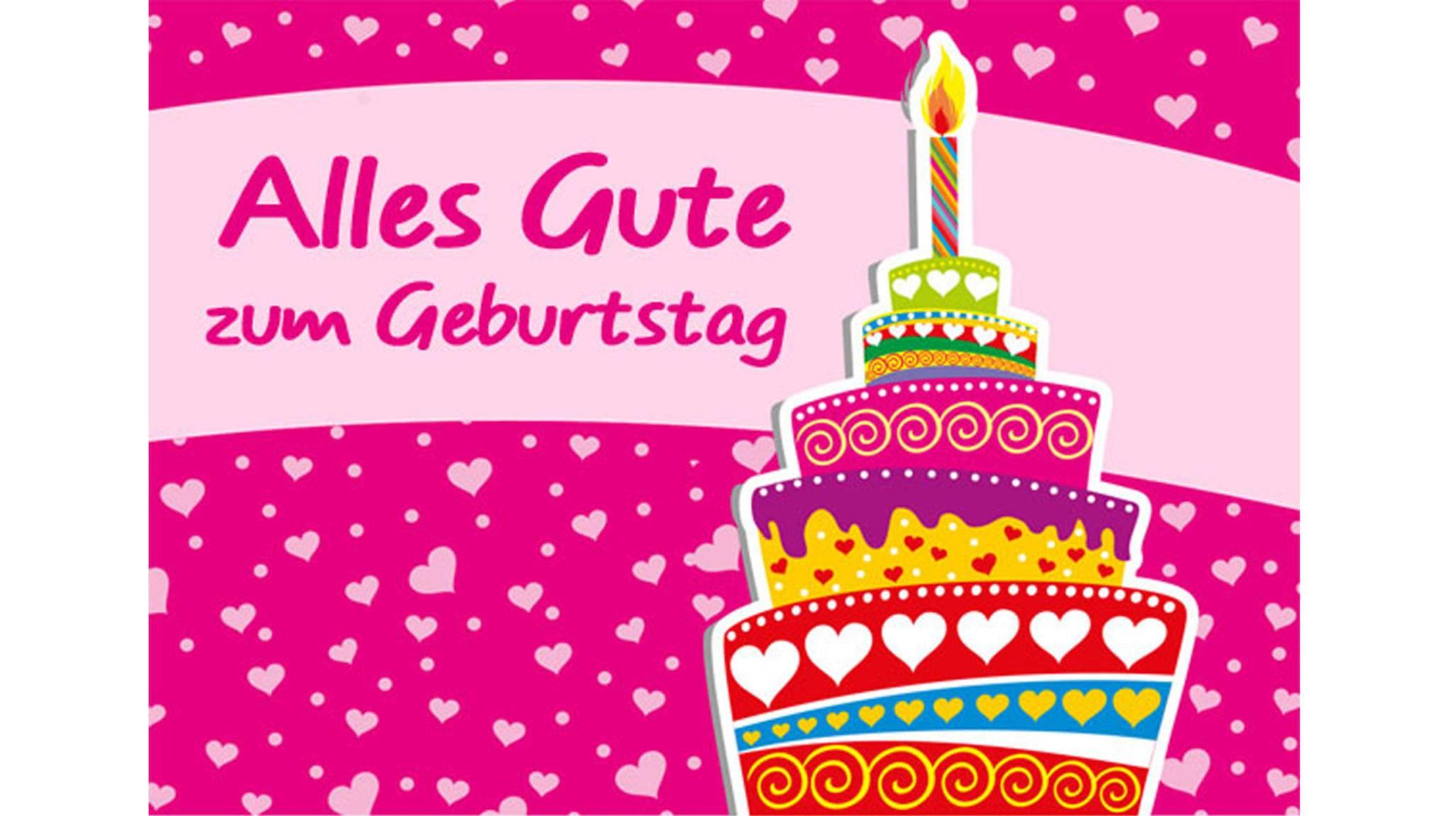 Geburtstagswunsche Gluckwunsche Zum Geburtstag Lustige