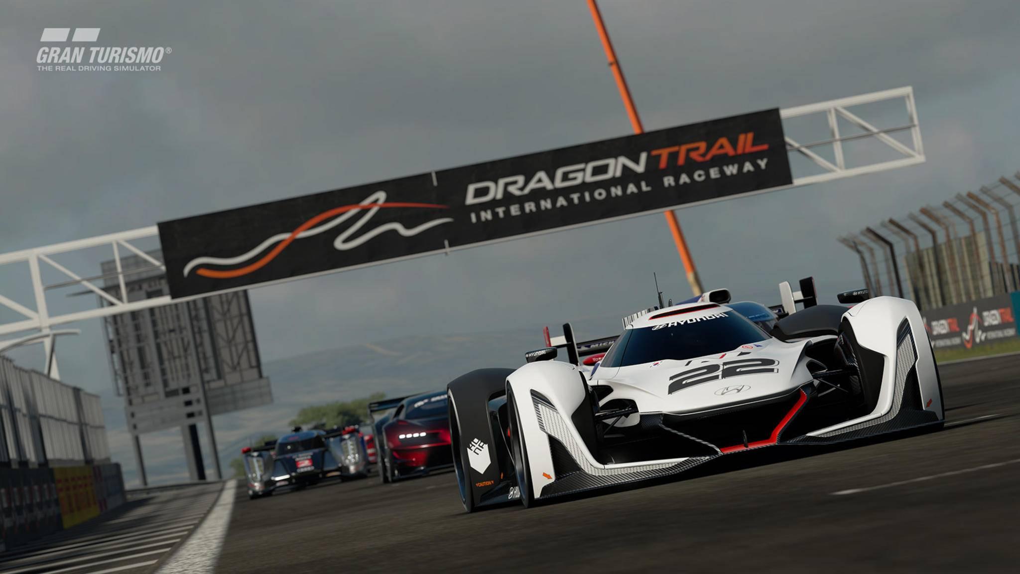 """Schlechtes Wetter in """"Gran Turismo Sport""""? Soll es bald noch mehr geben."""