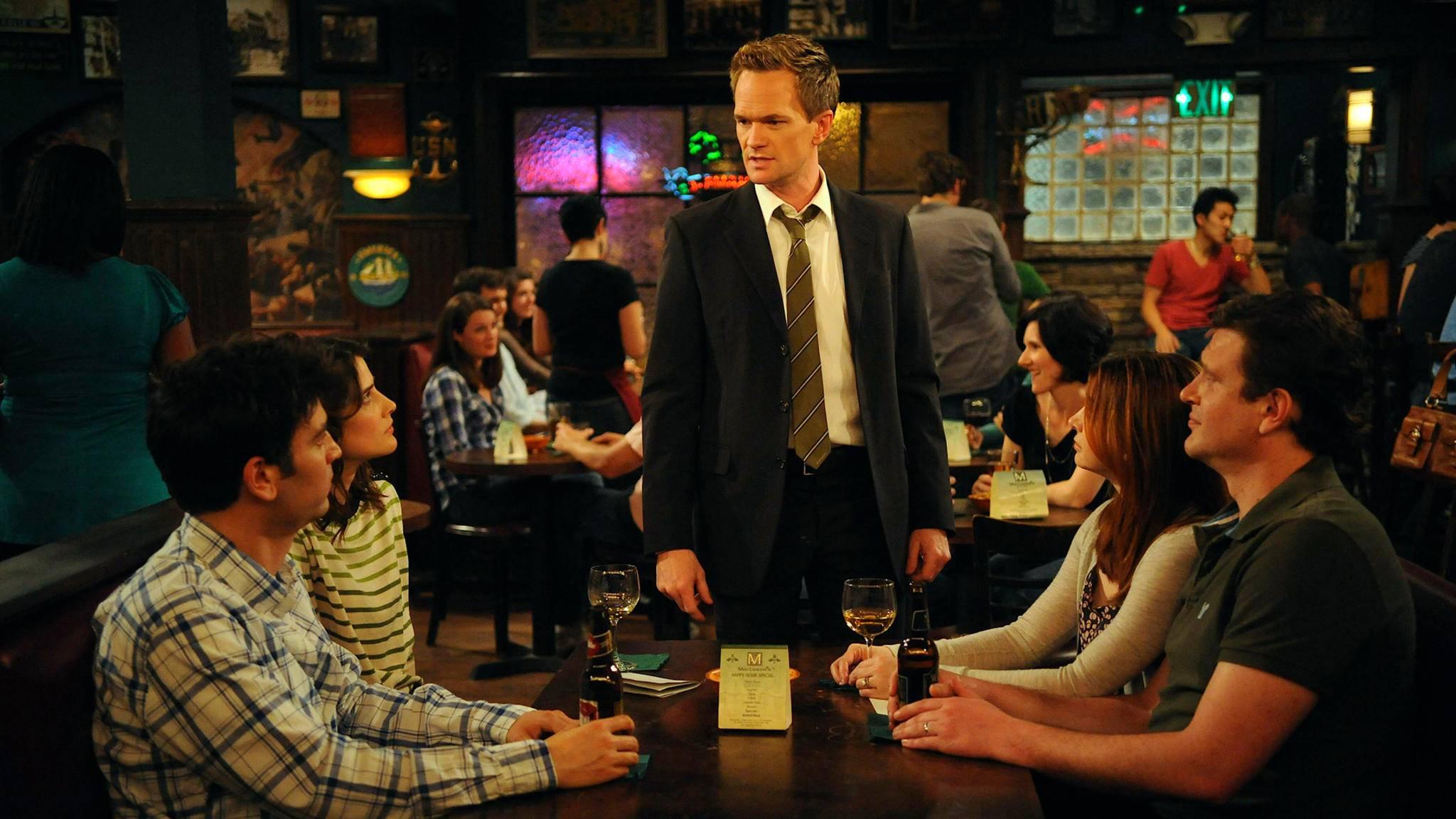 Ist Barneys Charakter in Wirklichkeit gar nicht so überzogen, wie Ted es immer darstellt?