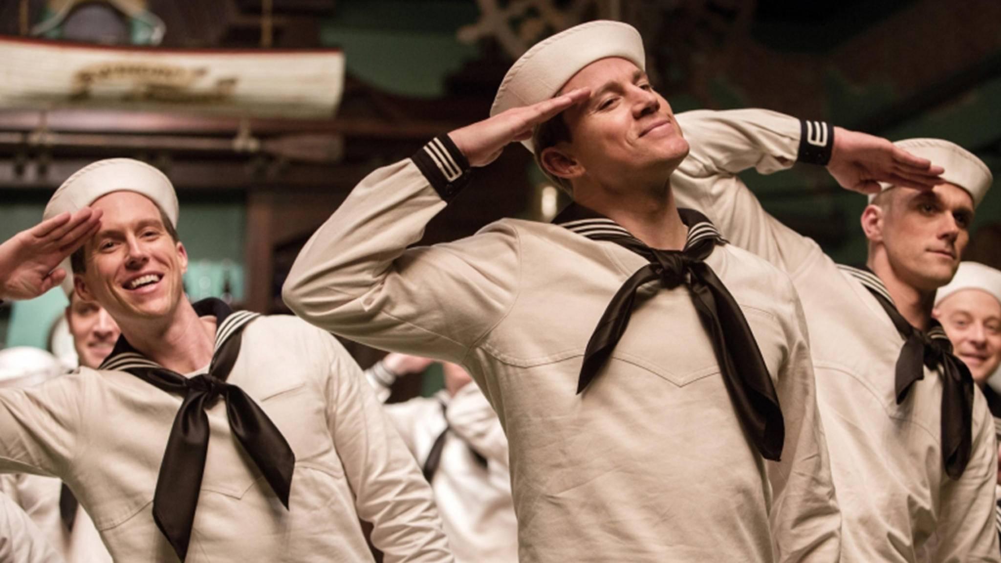 """Für """"Hail, Caesar!"""" lernte Channing Tatum, zu steppen wie Fred Astaire."""