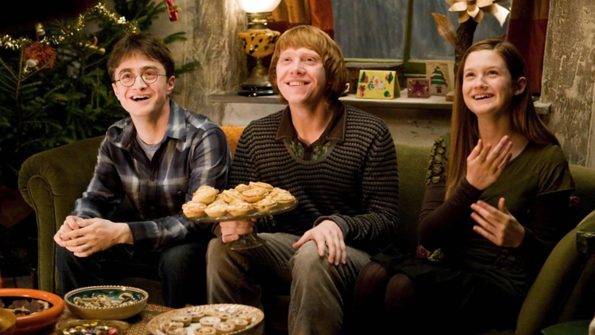 """Da haben """"Harry Potter""""-Fans allen Grund zur Freude: Es gibt die ersten Butterbier-Marshmallows!"""