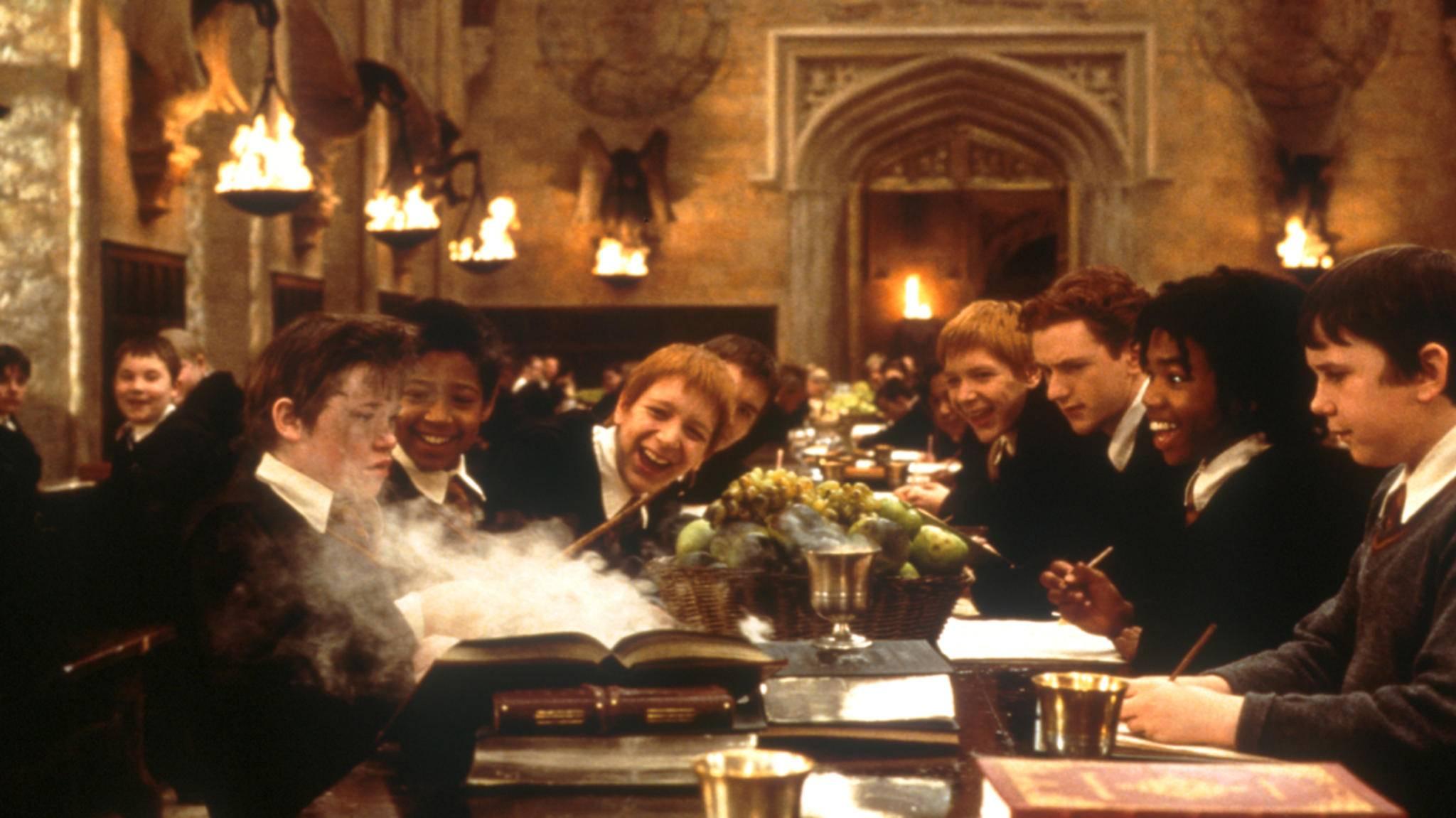 Kameradschaft und Zauberei wie auf Hogwarts verspricht die Bothwell School of Witchcraft.