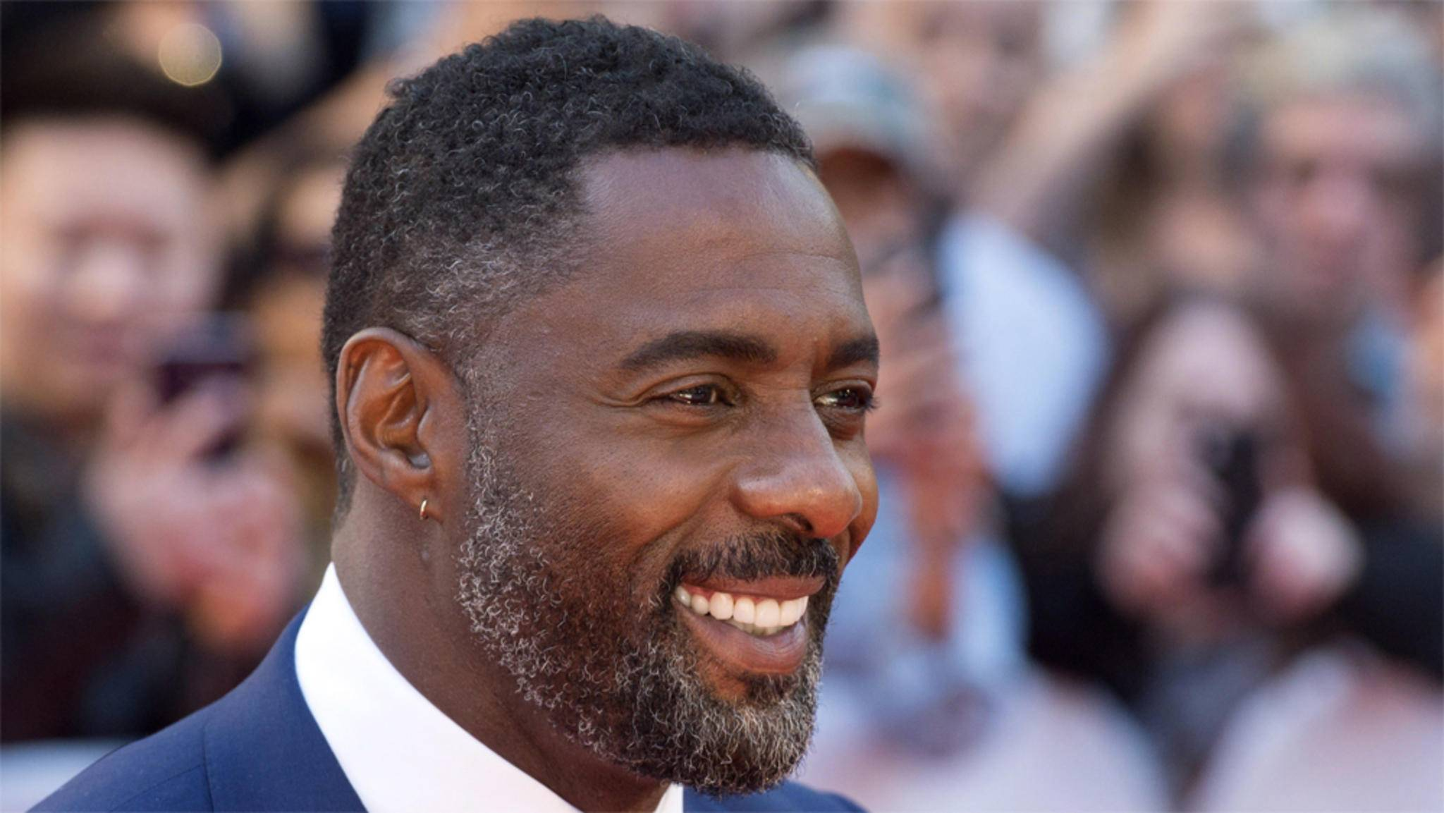 Wer hätte das gedacht: Idris Elba liebt Musicals.