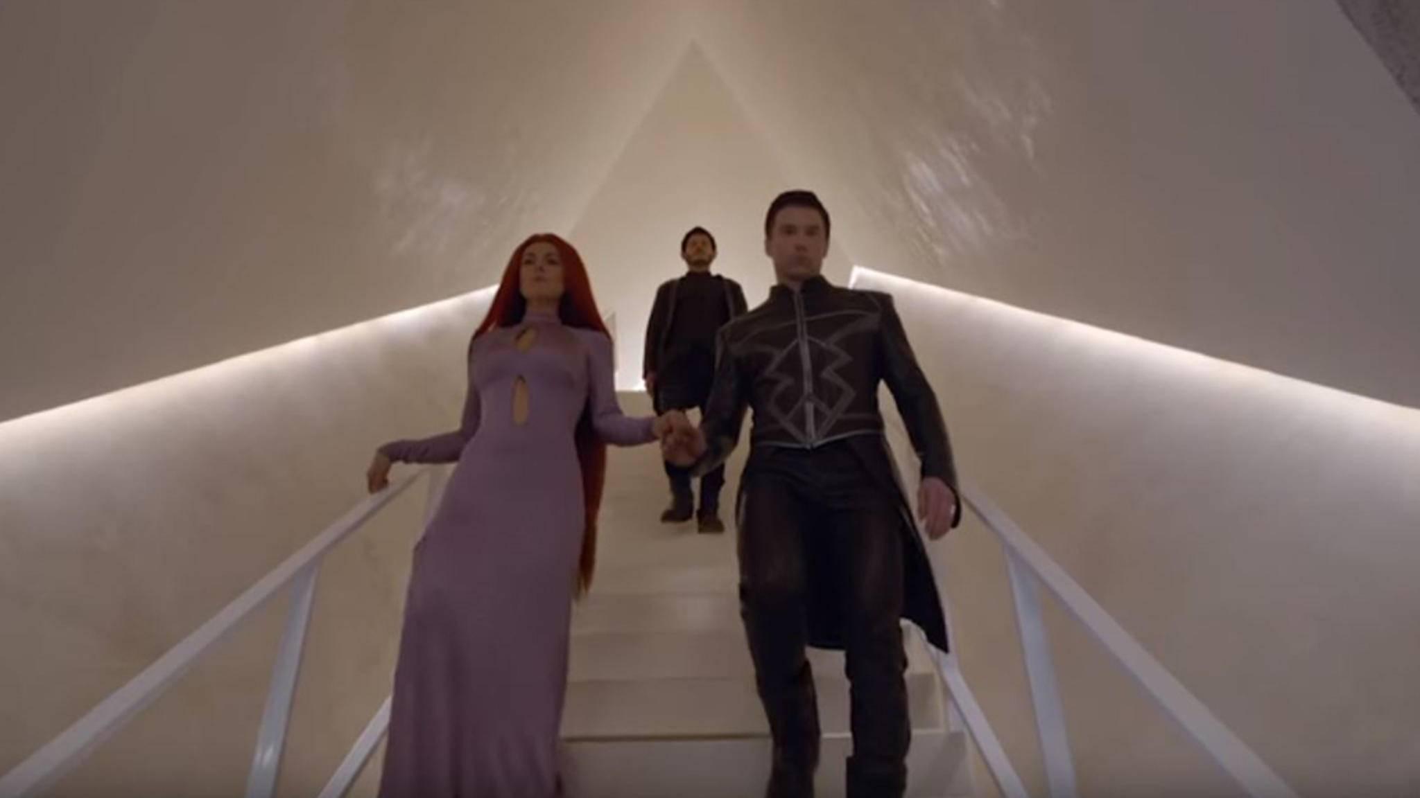 Die Inhumans legen in irdischen Kinos zurzeit keine sichere Landung hin.