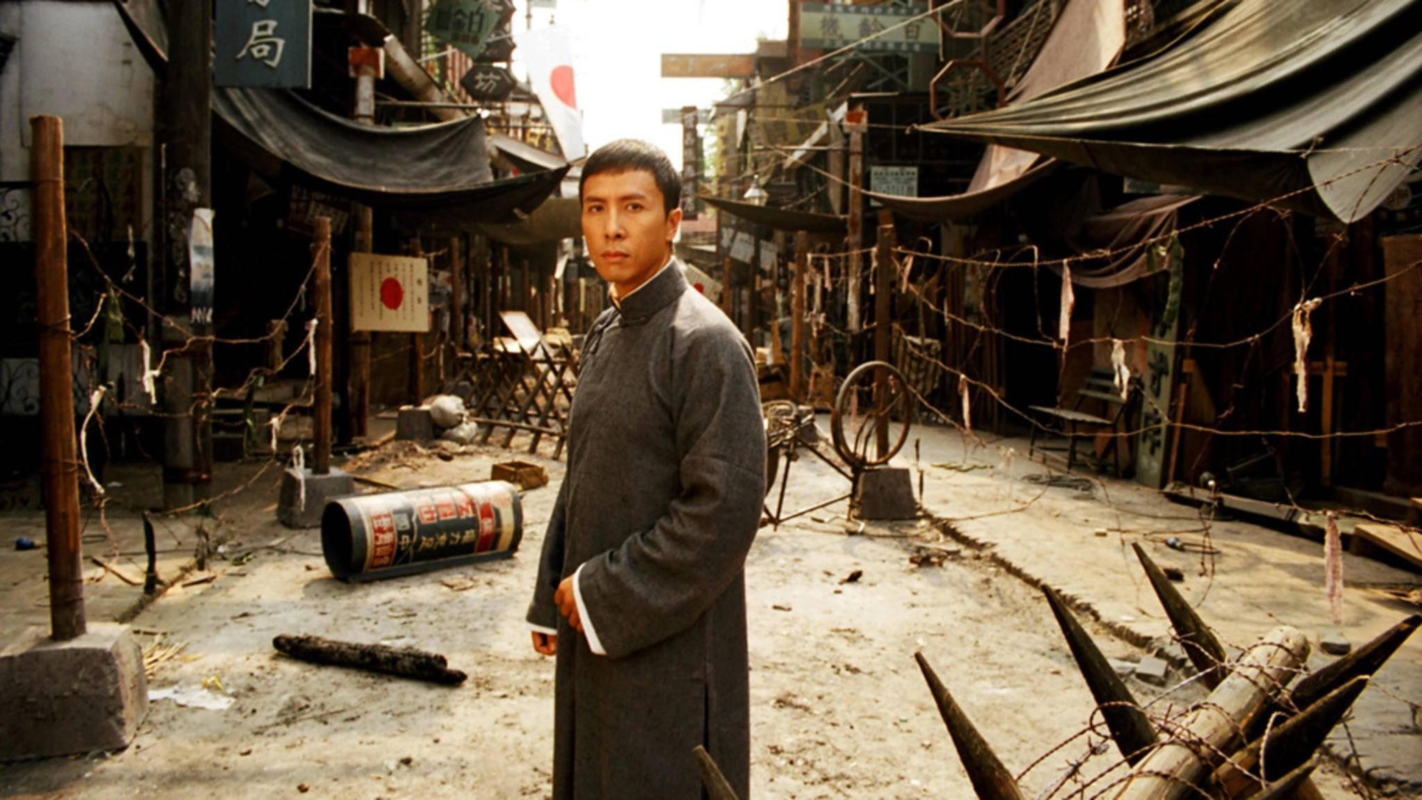 """Die Filme der """"Ip Man""""-Reihe zählen aktuell zu den besonders beliebten Martial-Arts-Filmen."""