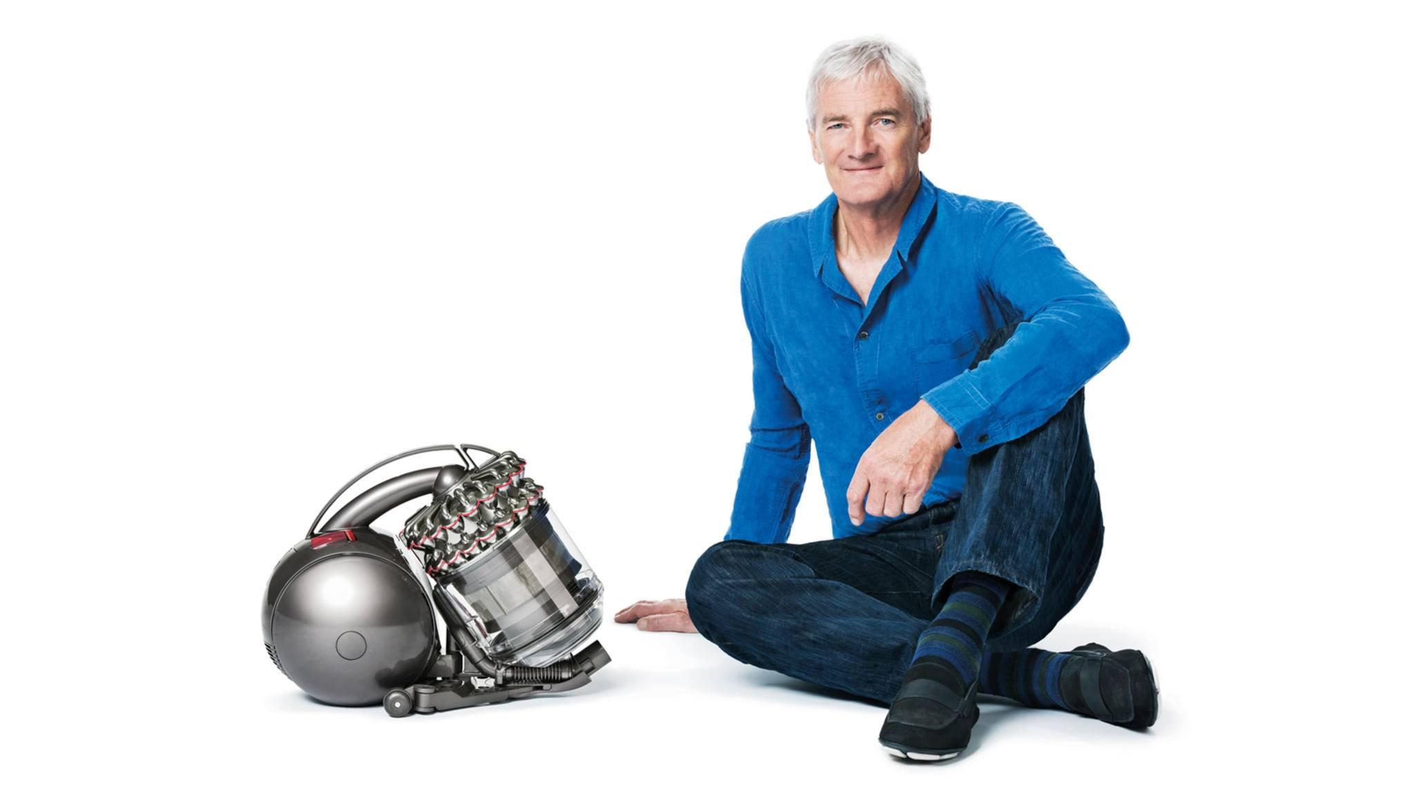 Staubsauger sind James Dyson nicht (mehr) genug: Der Unternehmer arbeitet offiziell am ersten Elektro-Auto seiner Firma.