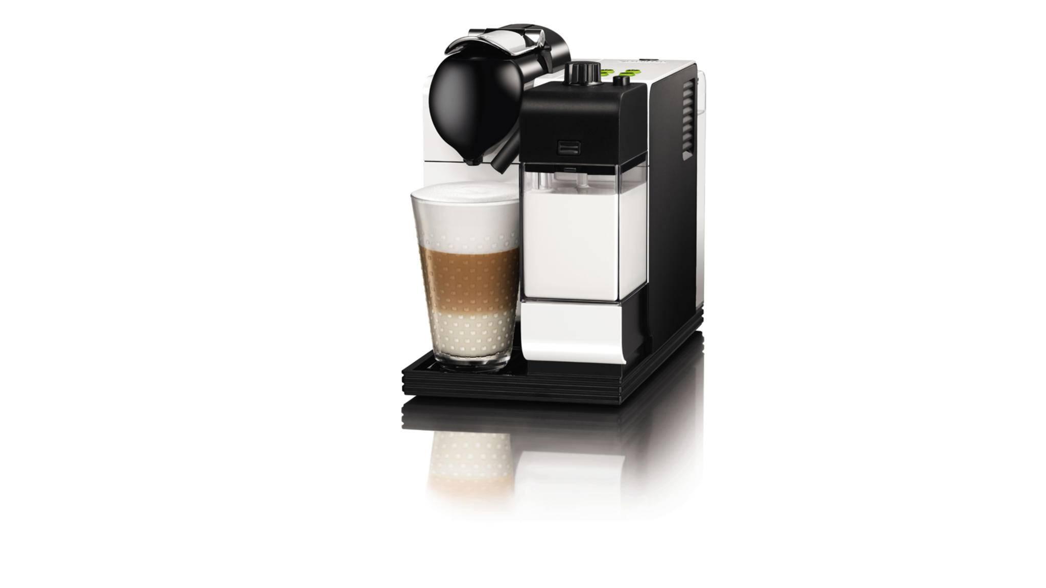 Mit dieser Anleitung kannst Du in wenigen Schritten Deine Nespresso Delonghi Lattissima+ entkalken.