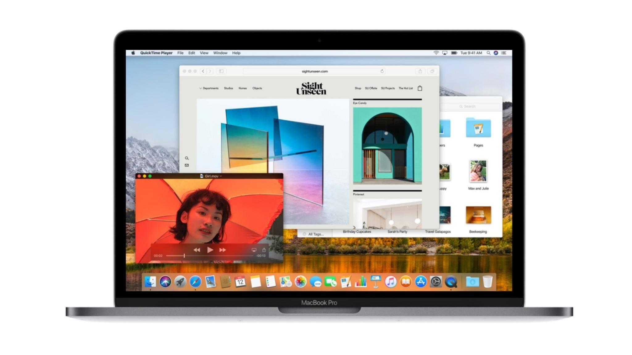 MacOS-High-Sierra-Apple