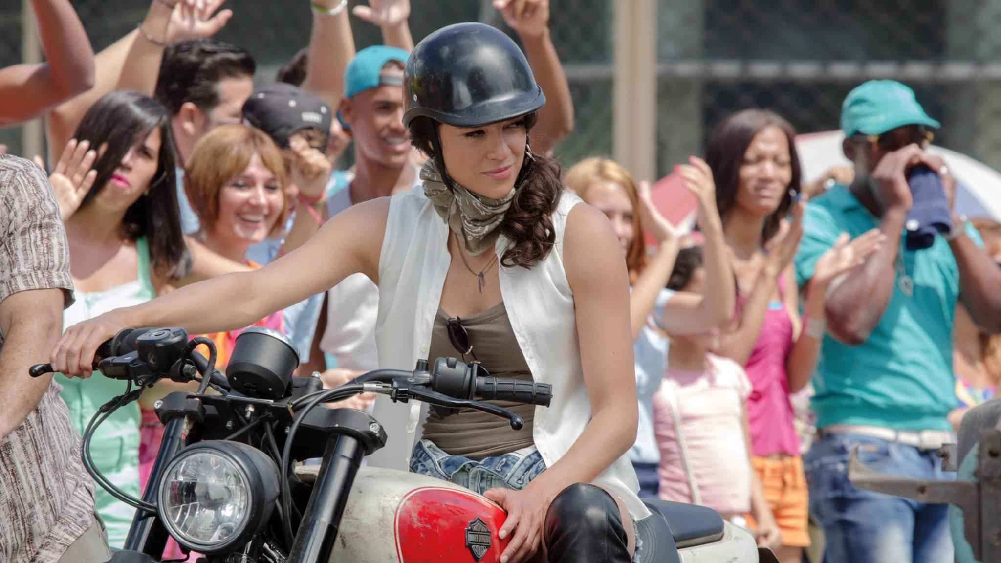 """Gut möglich, dass Letty auch in """"Fast & Furious 9"""" an Doms Seite sein wird."""