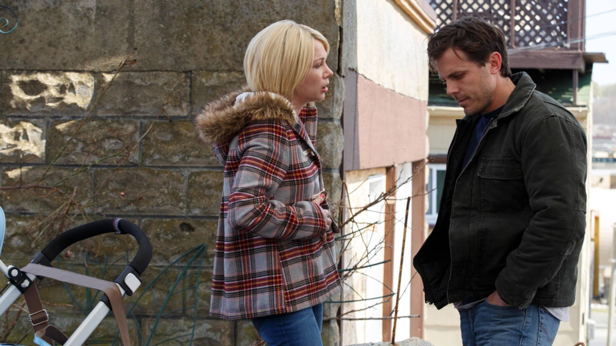 """Zuletzt war Michelle Williams (links) im oscarprämierten Drama """"Manchester by the Sea"""" zu sehen."""