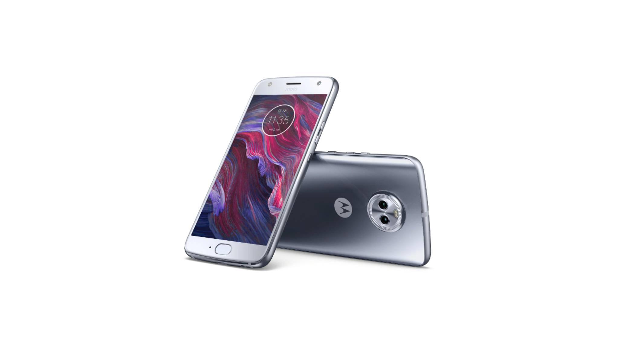 Das Moto X4 erscheint noch im September.