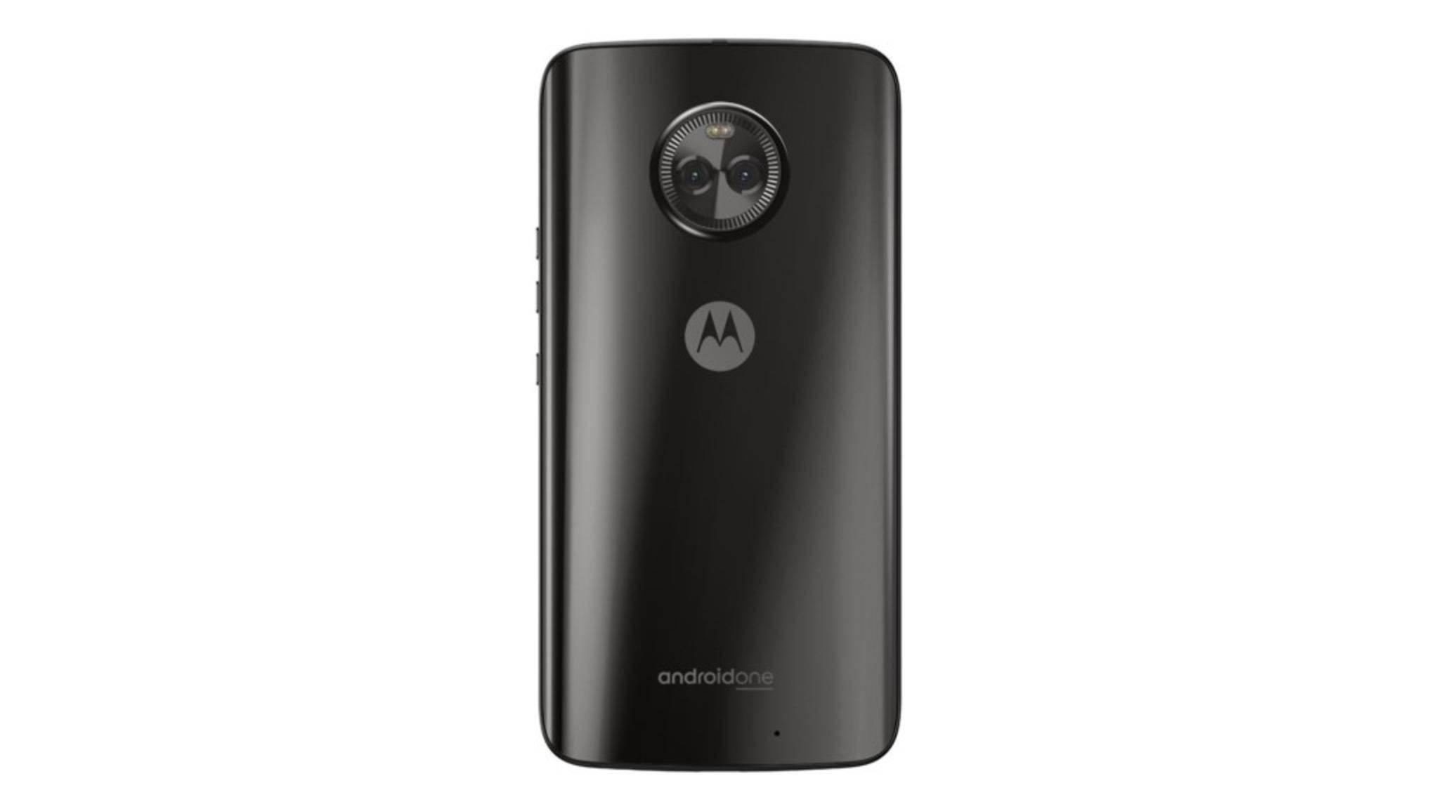 Das Moto X4 erscheint wohl als Android-One-Version mit unverändertem Android.