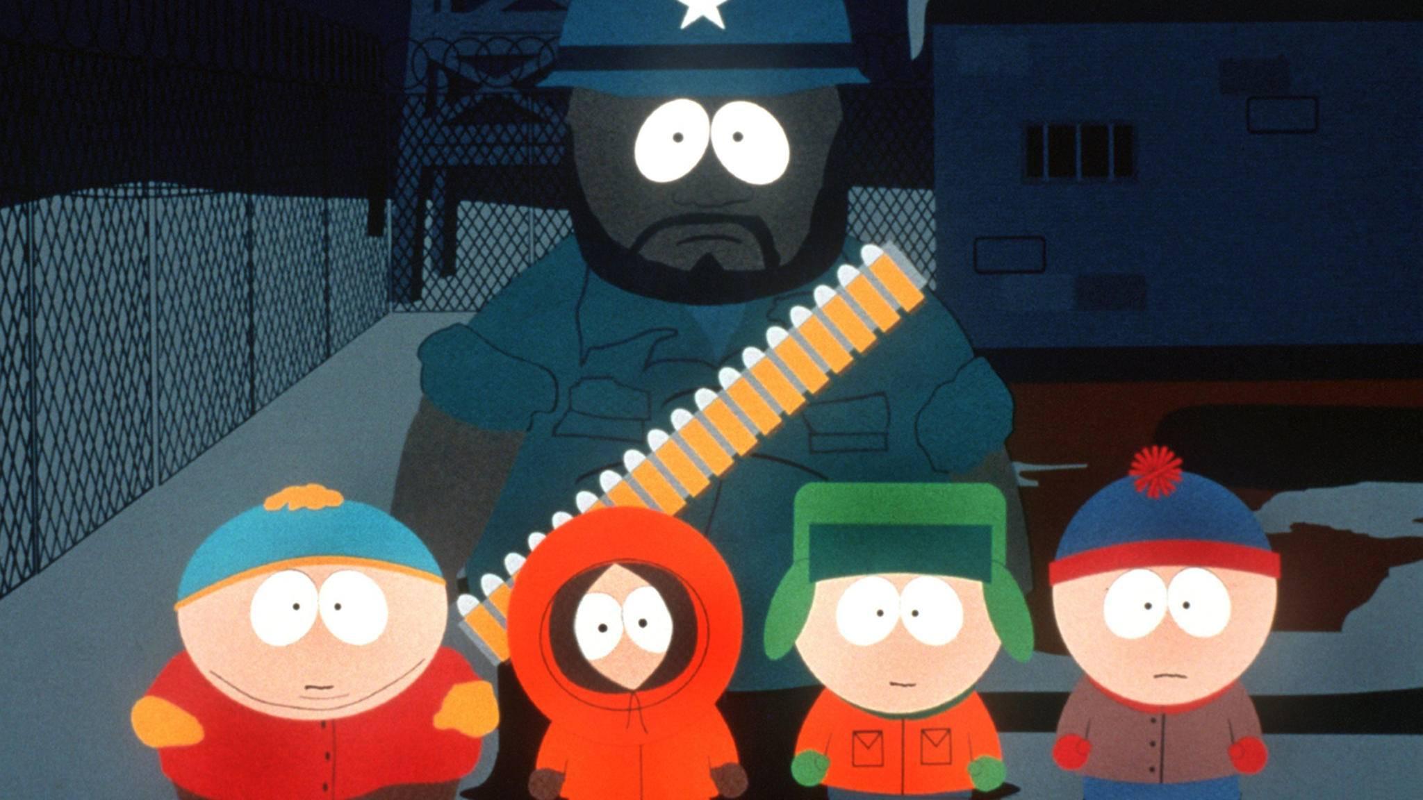 """Endlich läuft von """"South Park"""" Staffel 21 im Fernsehen."""