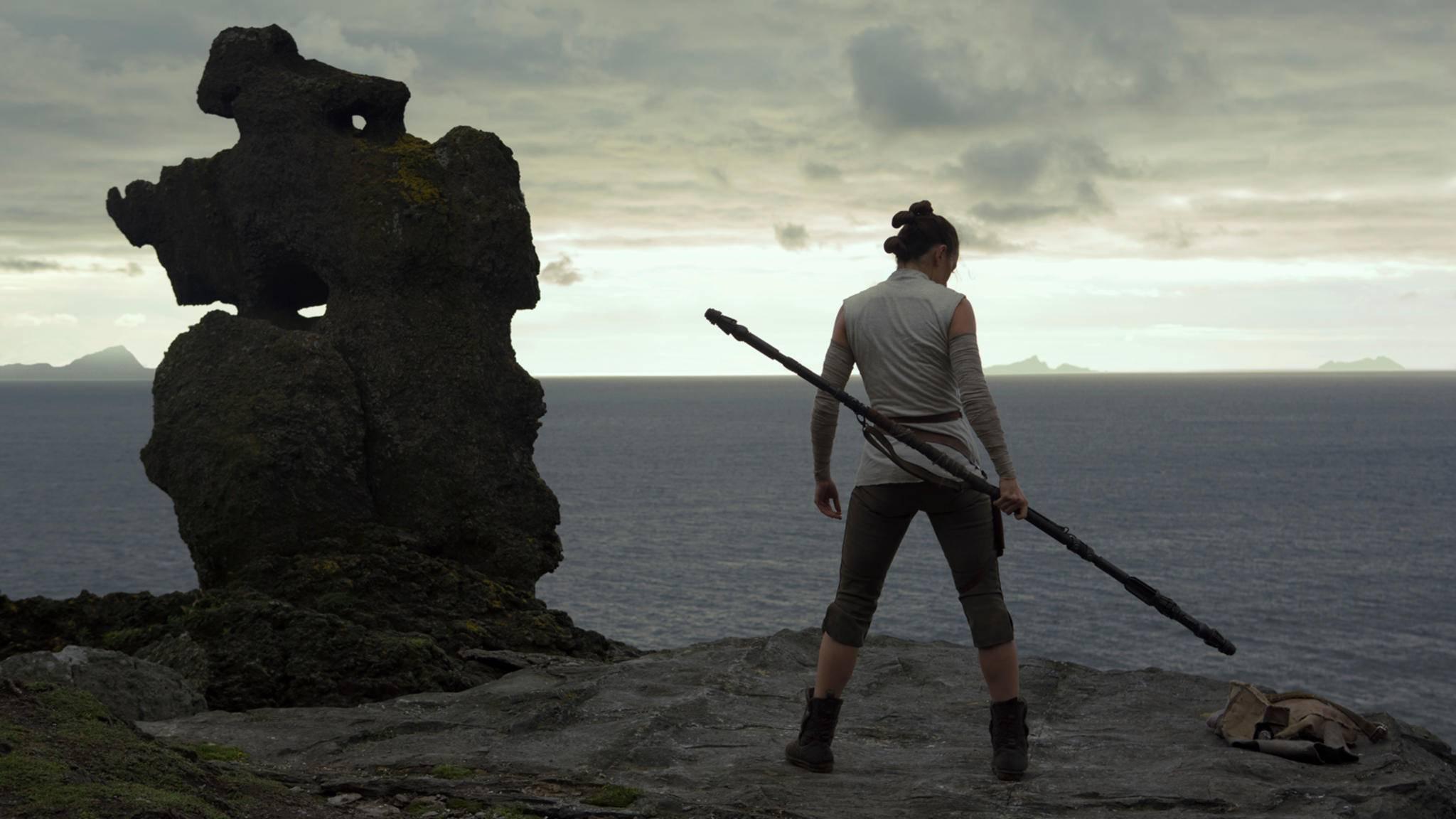 """Die Tage sind gezählt: Am Donnerstag ist der Kinostart von """"Star Wars: Die letzten Jedi""""."""