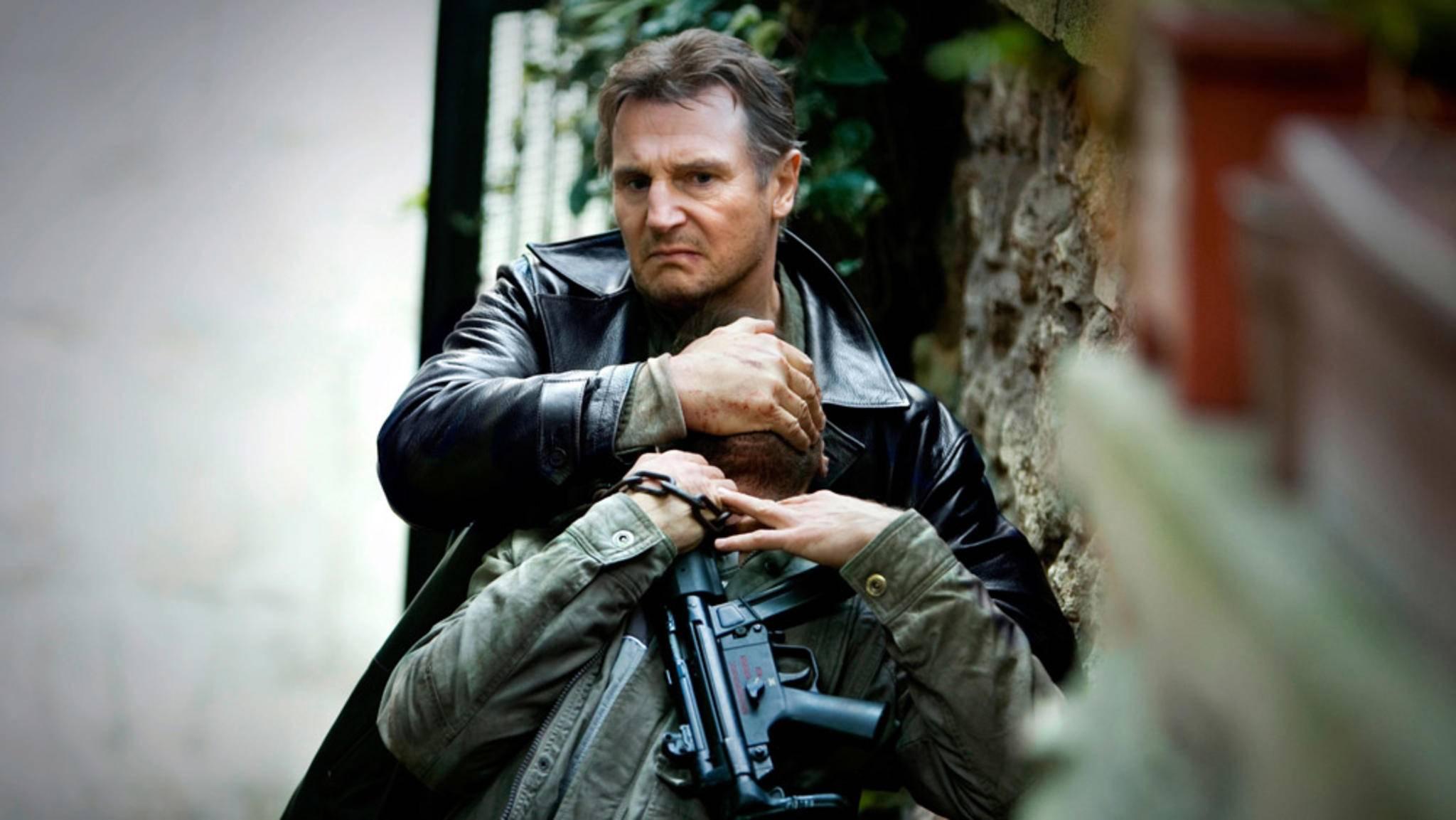 So werden wir Liam Neeson in Zukunft wohl nicht mehr zu sehen bekommen.