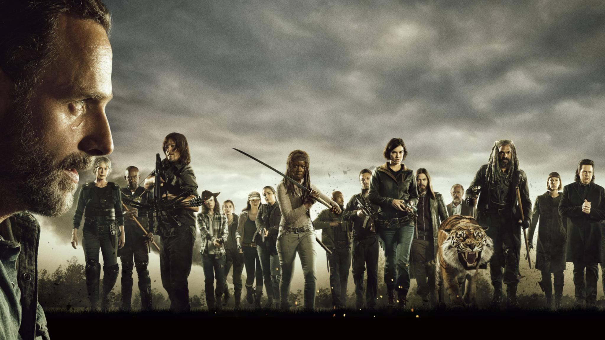 """""""The Walking Dead""""-Fans kommen auch an PC und Konsolen auf ihre Kosten."""