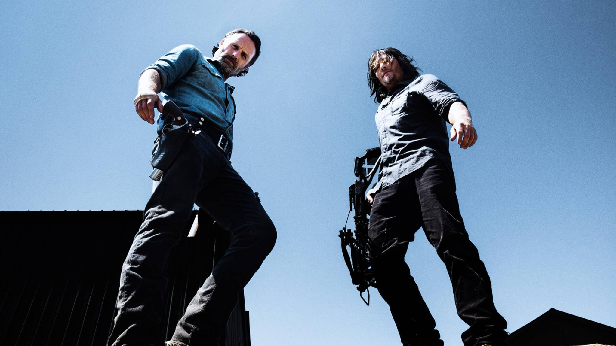 """In Staffel 8 geht es für die Helden aus """"The Walking Dead"""" ordentlich zur Sache."""