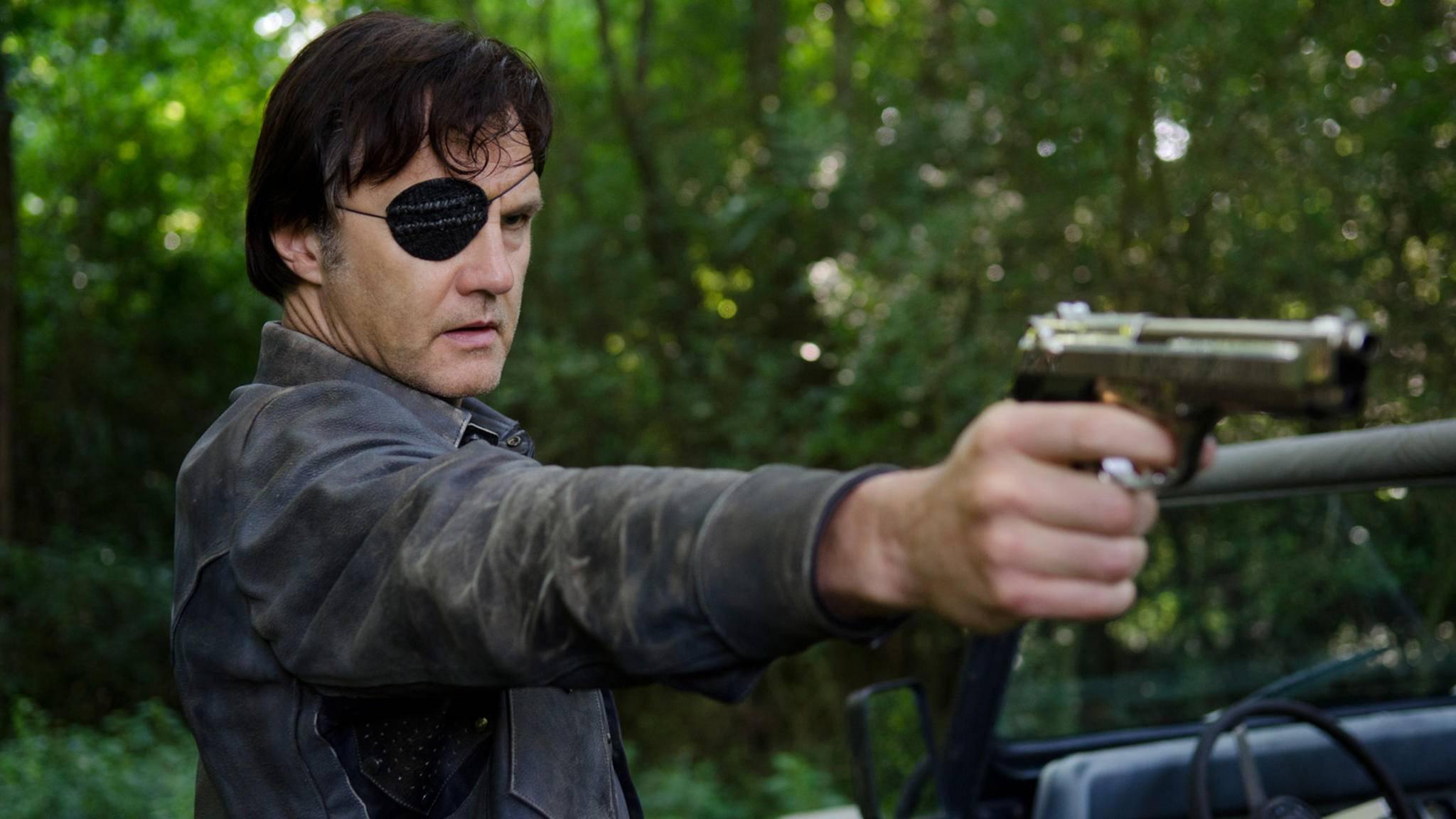 """In """"The Walking Dead"""" gingen die Tode einiger beliebter Charaktere auf das Konto des Governors."""