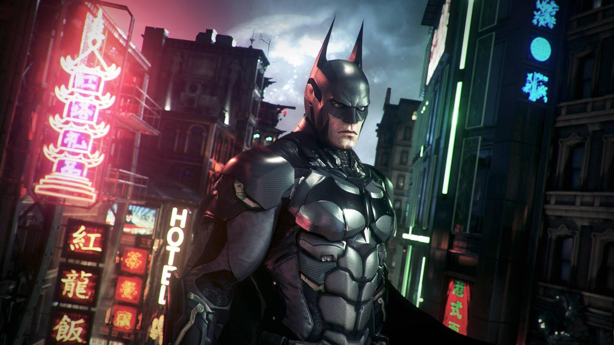 """Wenn ein neues Gerücht stimmt, kehrt Batman noch 2019 in einem neuen """"Arkham""""-Game zurück."""