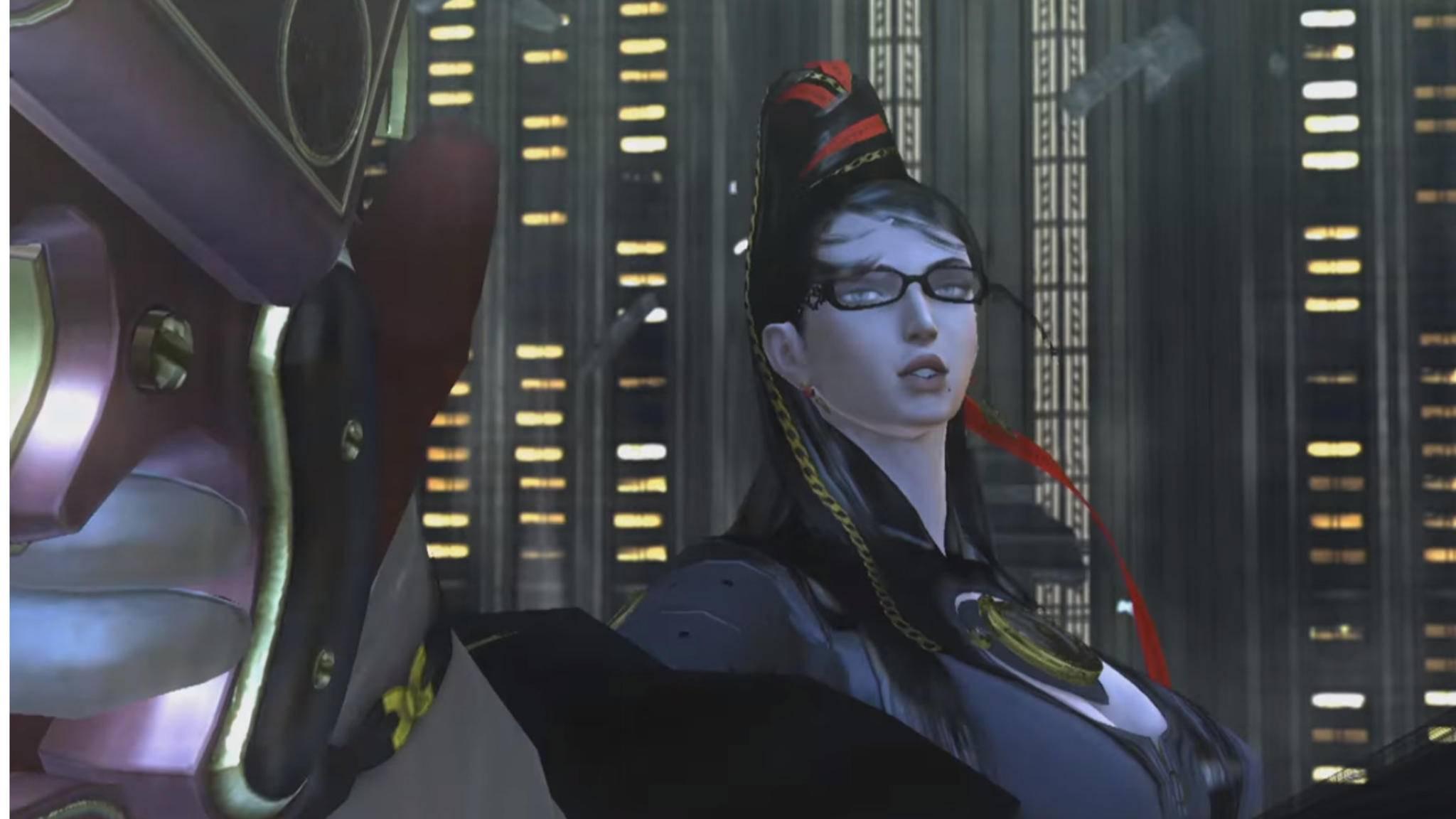 """Und aus ihren Haaren wird 'ne Waffe: """"Bayonetta"""" muss man gespielt haben, um es zu glauben!"""