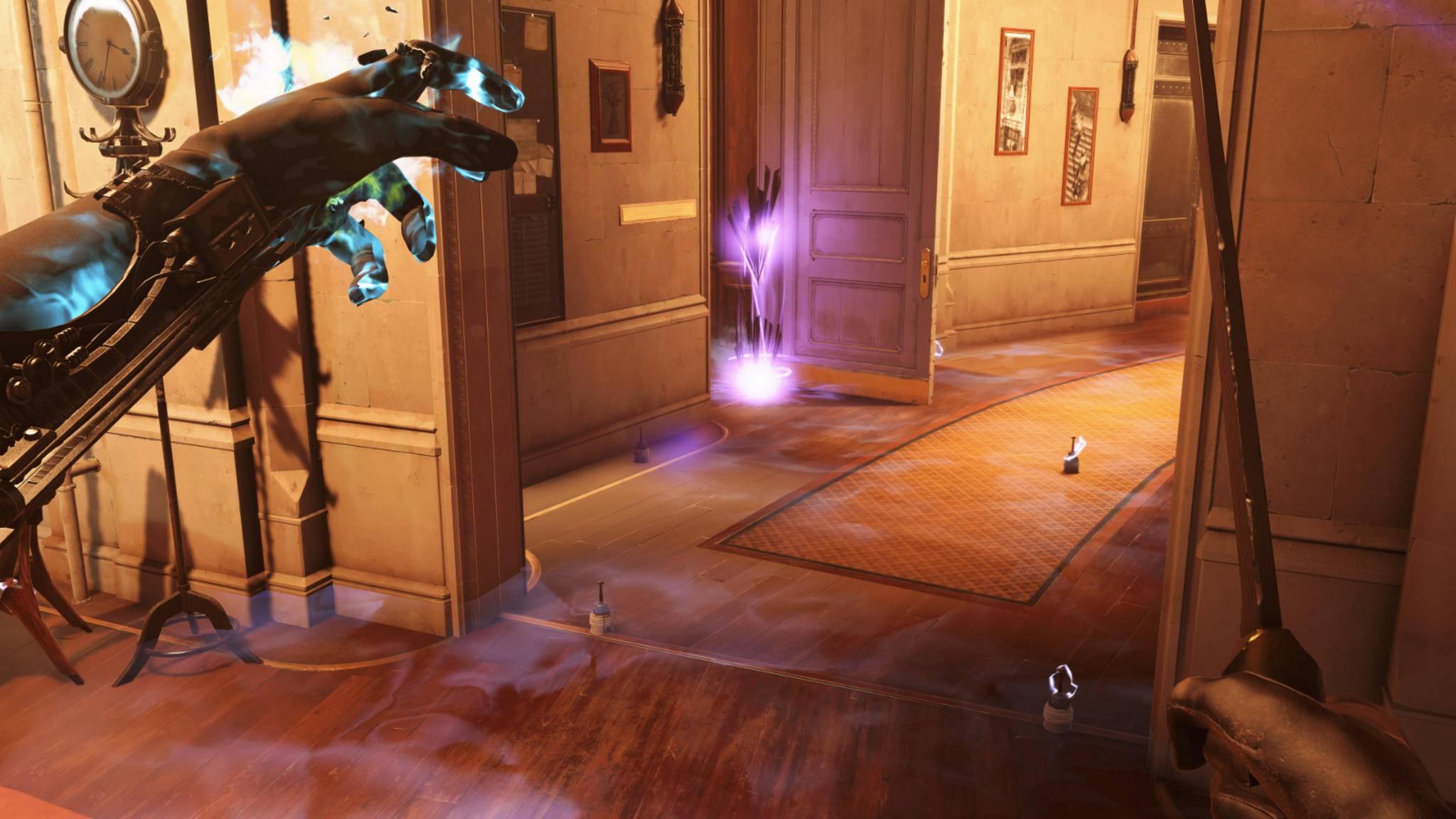 """""""Dishonored 2"""" eignet sich optimal für eine VR-Umsetzung."""