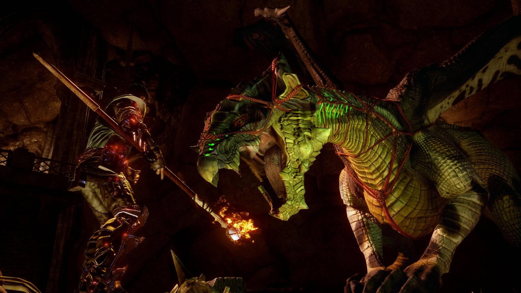 """""""Dragon Age""""-Fans aufgepasst! BioWare macht Hoffnungen auf Neuigkeiten."""