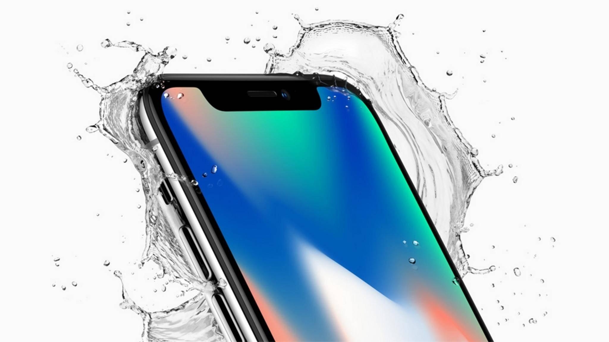 Der Preis des iPhone X dürften vielen zu hoch sein.