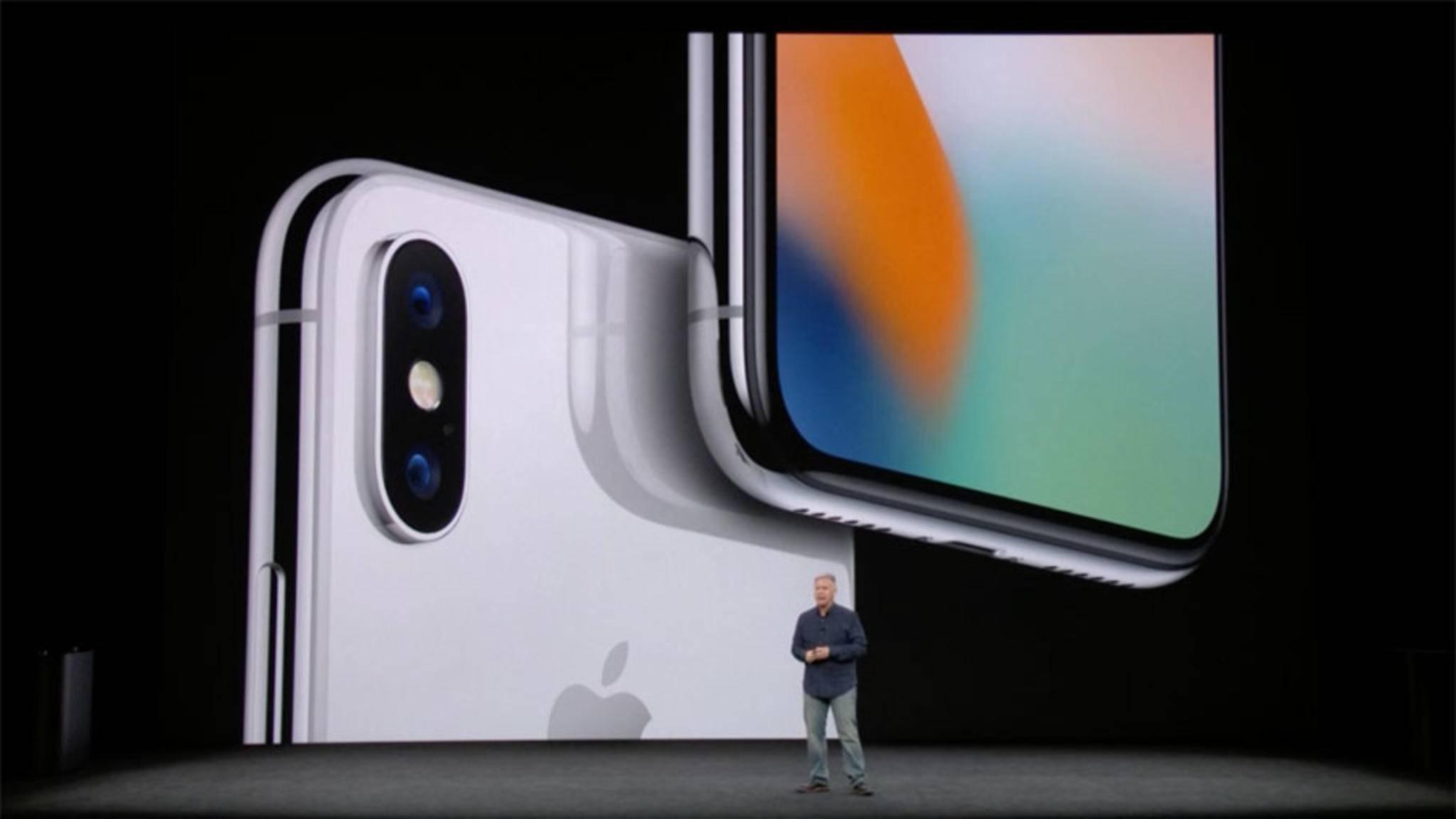 Nicht nur im iPhone X steckt der neue A11-Bionic-Prozessor.