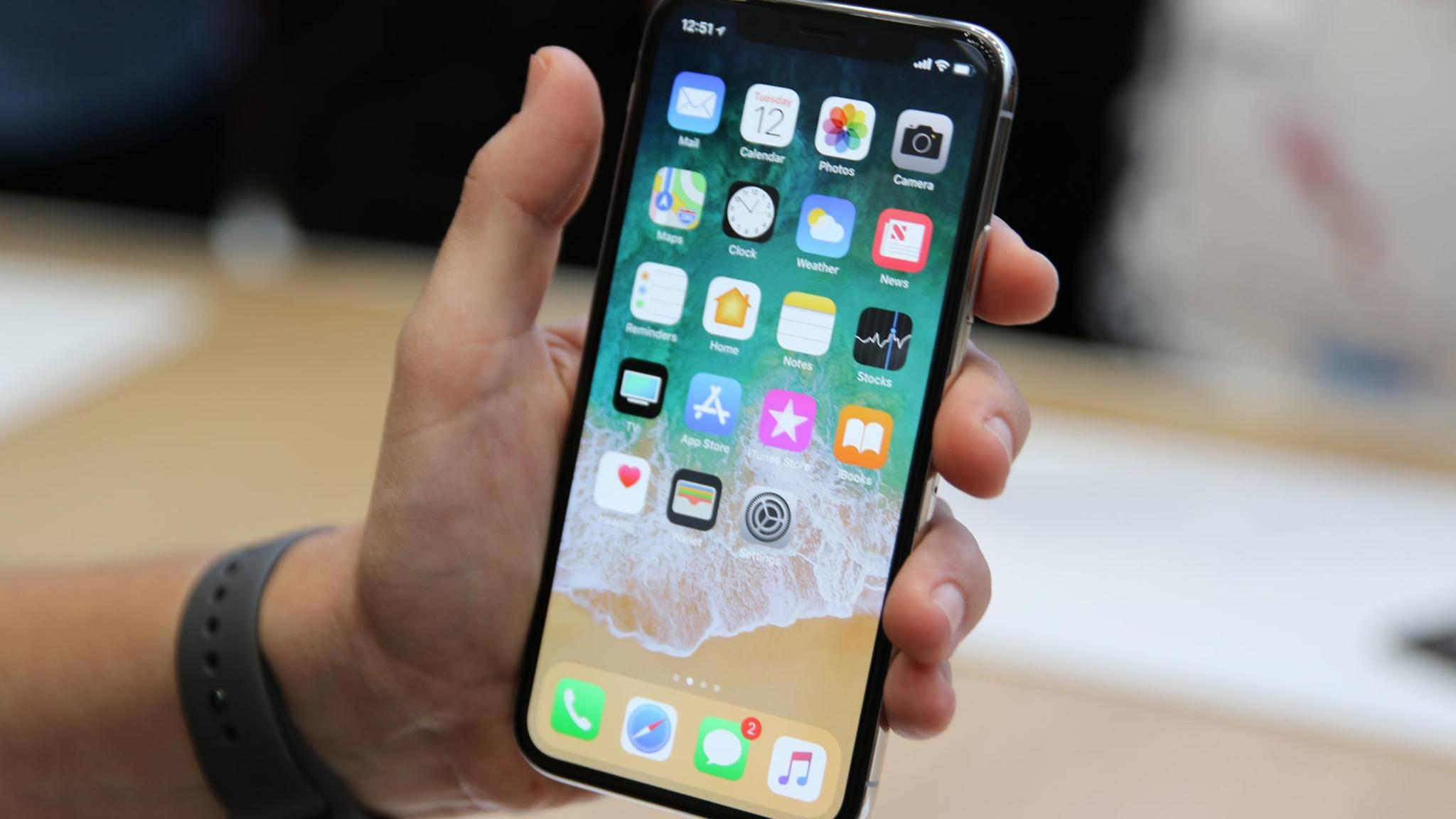 Viele Gerüchte gab es im Vorfeld des iPhone X – und viele davon trafen ins Schwarze.