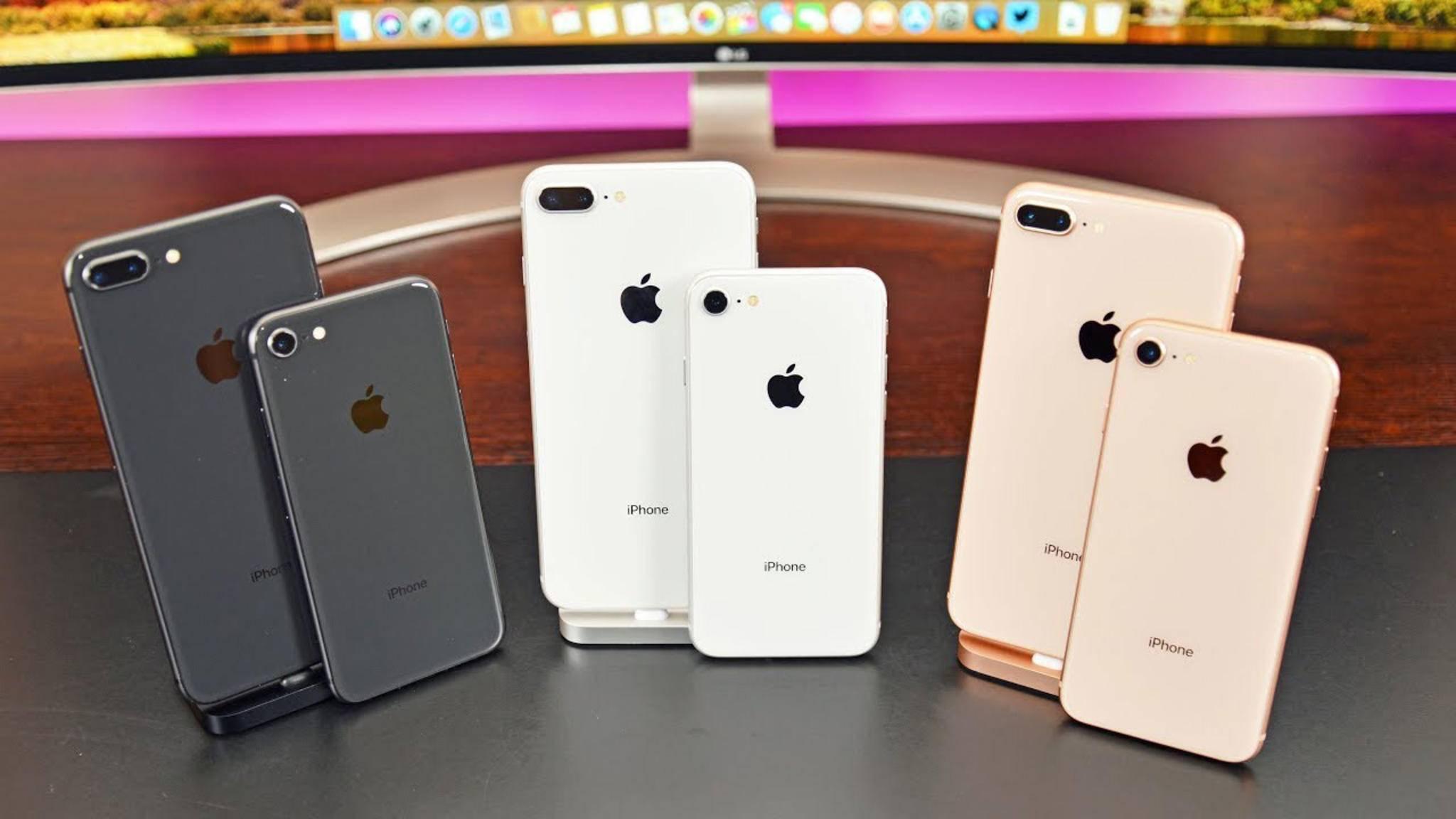 iPhones und andere Apple-Produkte werden im Schnitt mehr als vier Jahre lang genutzt.