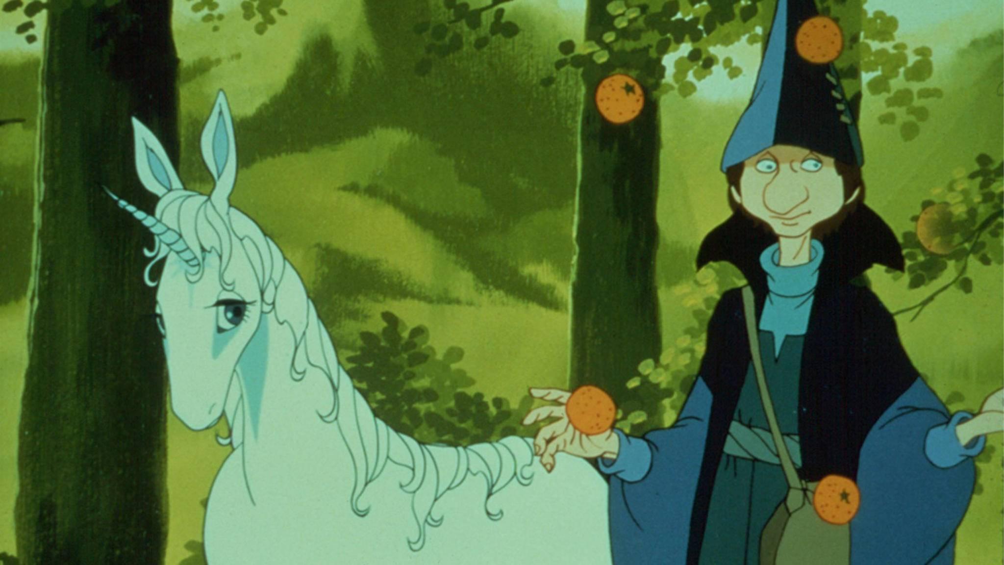 """""""Das letzte Einhorn"""" ist immer noch der Einhornfilm aller Einhornfilme."""