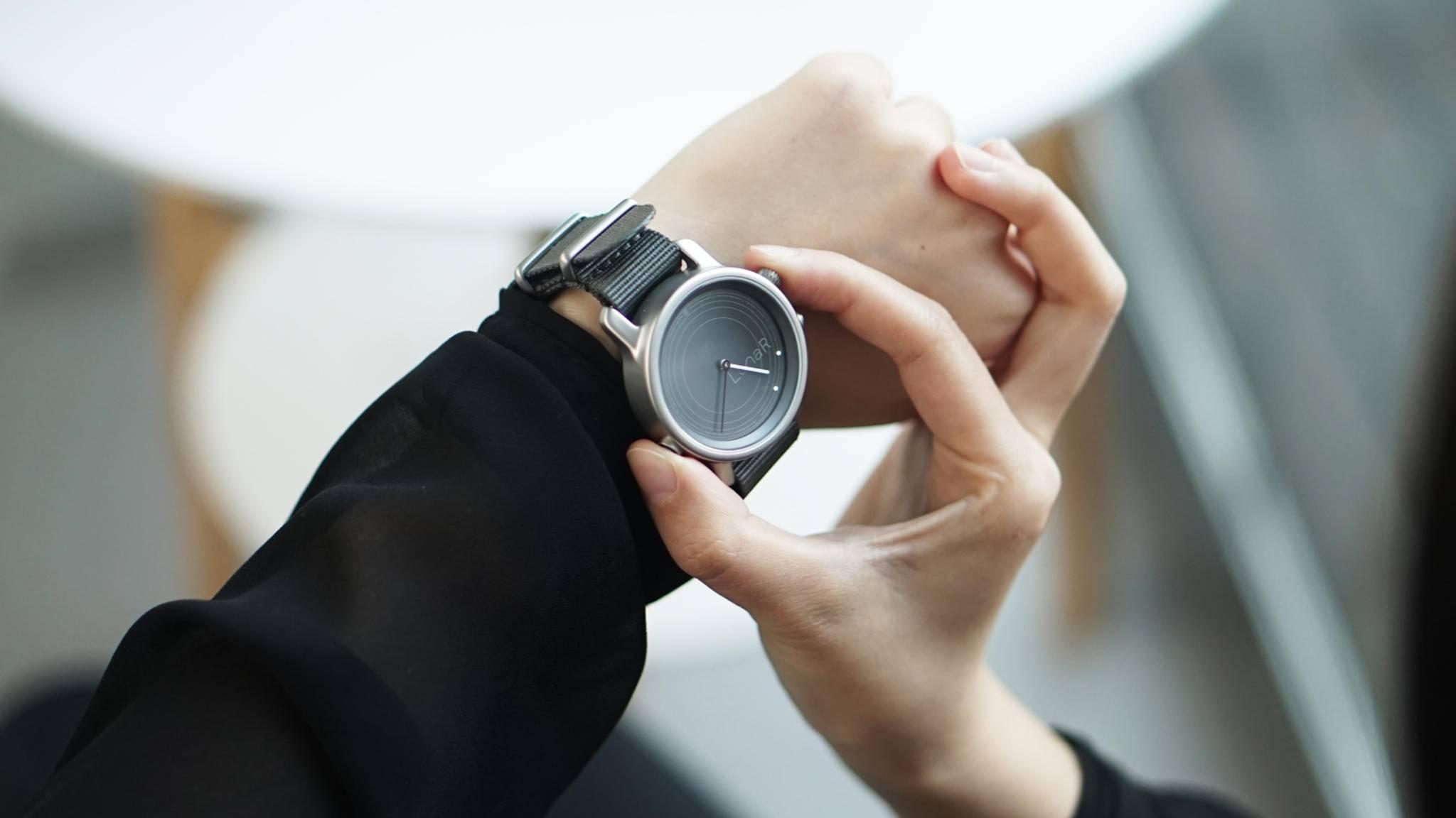 LunaR soll die erste Smartwatch sein, die allein mit Solarenergie funktioniert.