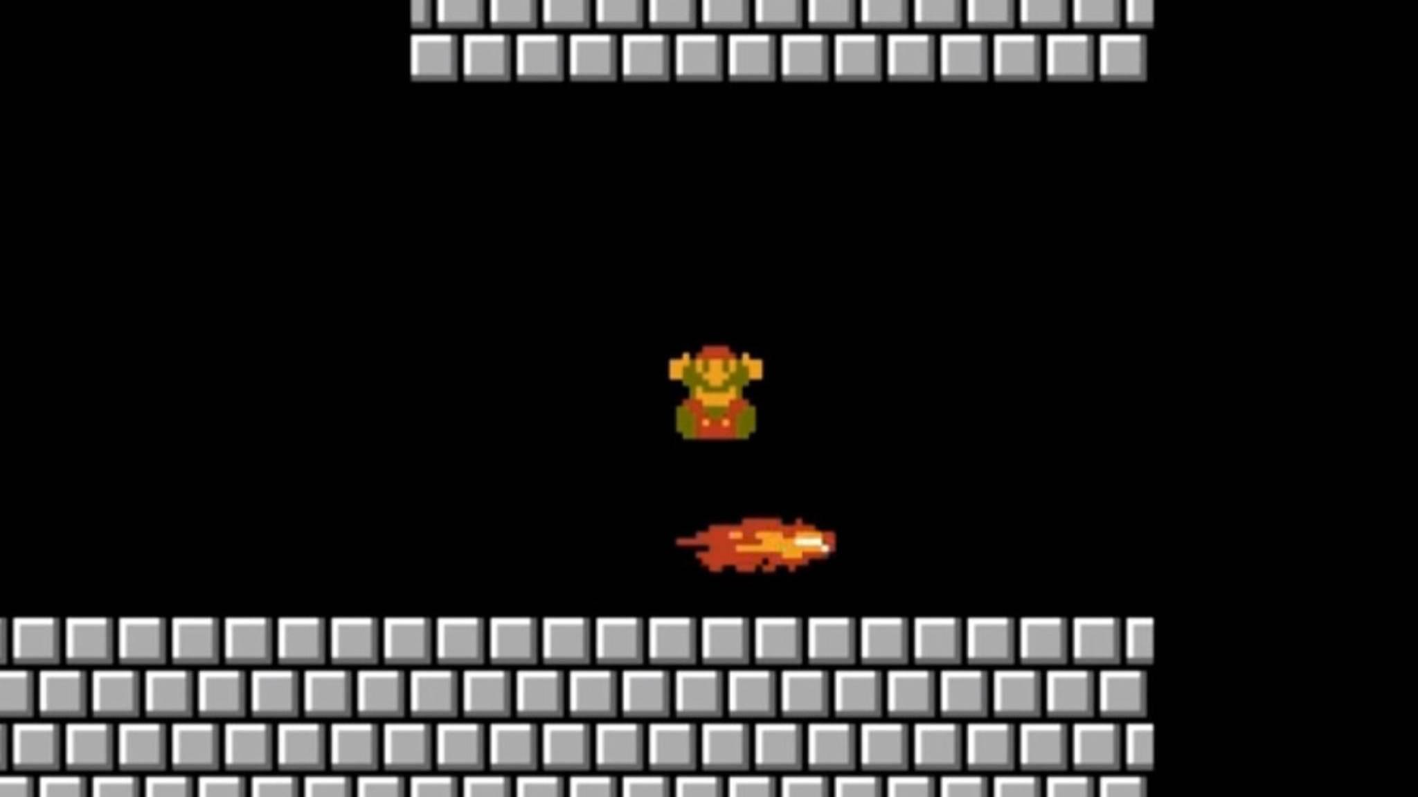 """Da kann """"Super Mario Bros."""" noch so kultig sein: Wenn Du kurz vor dem Bosskampf Dein letztes Leben verlierst, wirst Du das Game verfluchen!"""