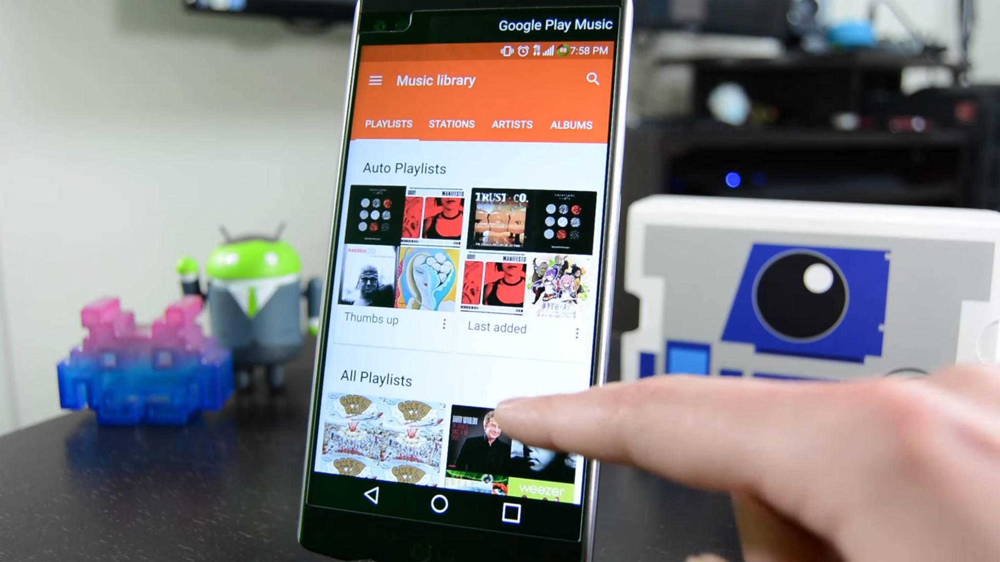 YouTube Remix soll Google Play Music ablösen.