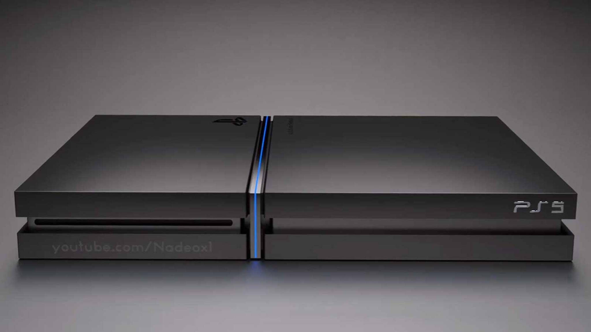Vielleicht wird die PS5 nicht als einsame Konsole auf den Markt kommen.