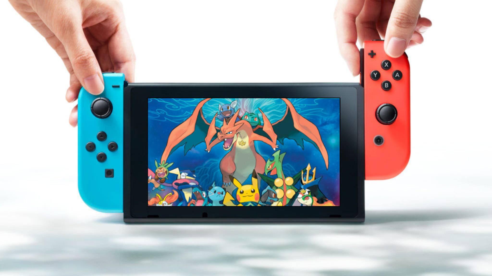 Ein großes neues Pokémon-RPG erscheint für Nintendo Switch.
