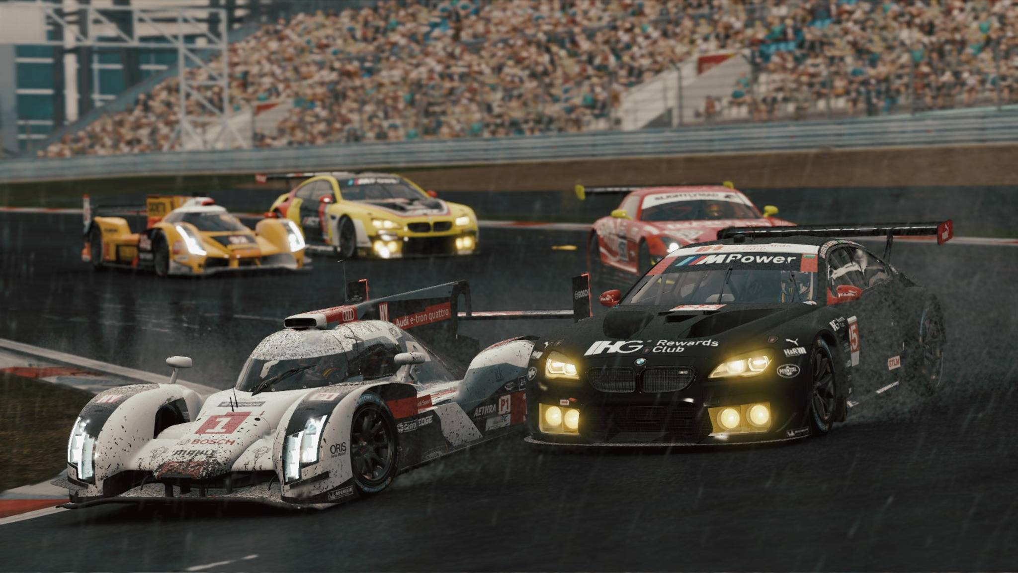 "Mit ""Project Cars 2"" legt das Studio Slightly Mad die Realismus-Latte hoch."