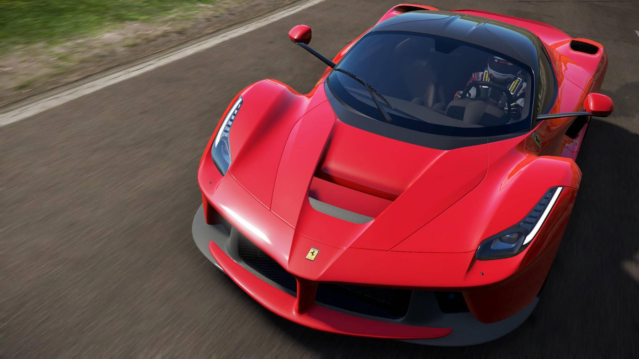 """Die Konsole des """"Project CARS""""-Entwicklers wird laut eigener Angaben ein echtes Monster."""